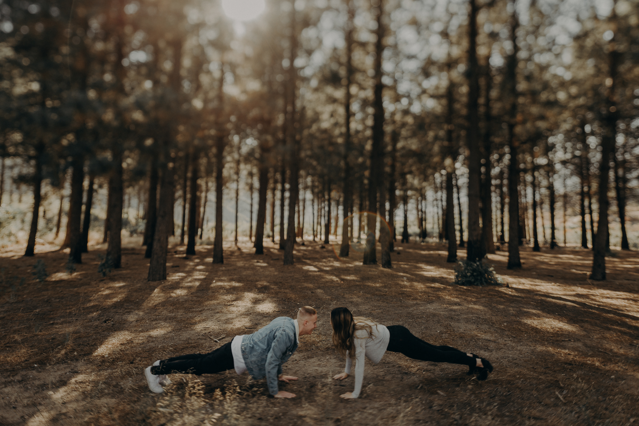 Isaiah + Taylor Photography - Los Angeles Forest Engagement, Laid-back Wedding Photographer-021.jpg