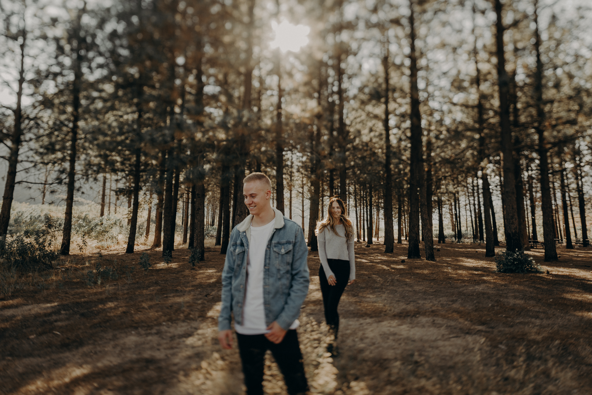 Isaiah + Taylor Photography - Los Angeles Forest Engagement, Laid-back Wedding Photographer-020.jpg