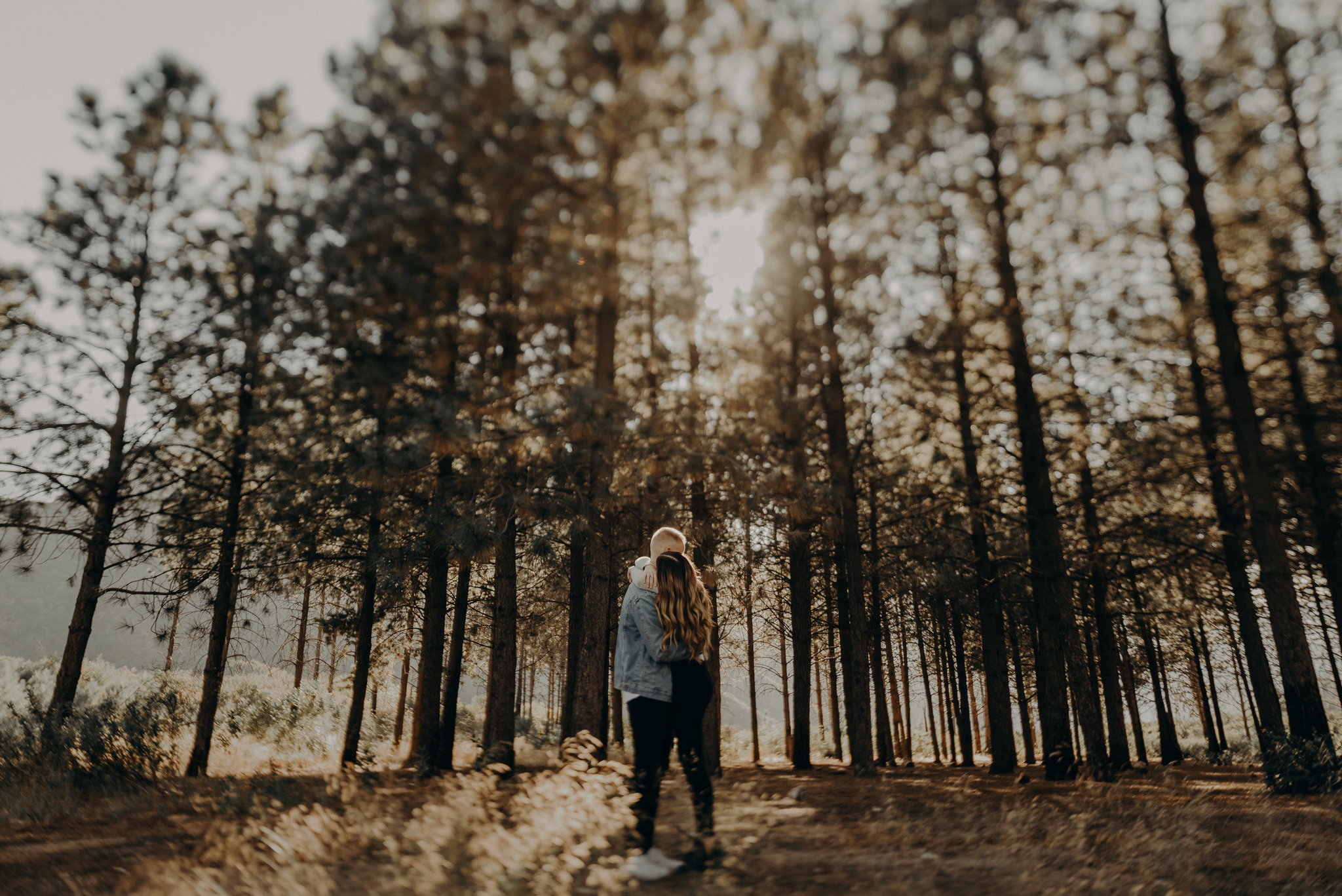 Isaiah + Taylor Photography - Los Angeles Forest Engagement, Laid-back Wedding Photographer-025.jpg