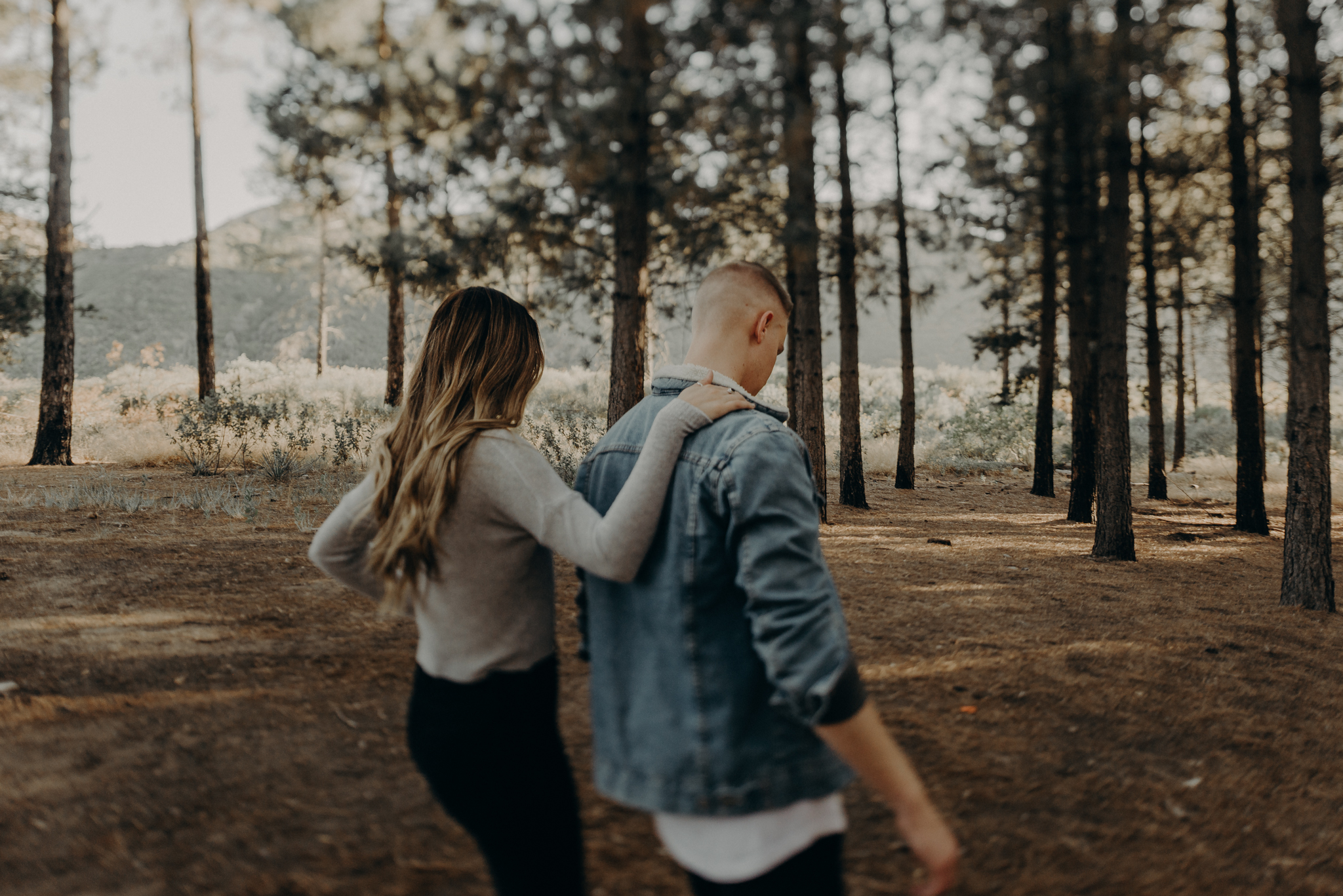 Isaiah + Taylor Photography - Los Angeles Forest Engagement, Laid-back Wedding Photographer-062.jpg