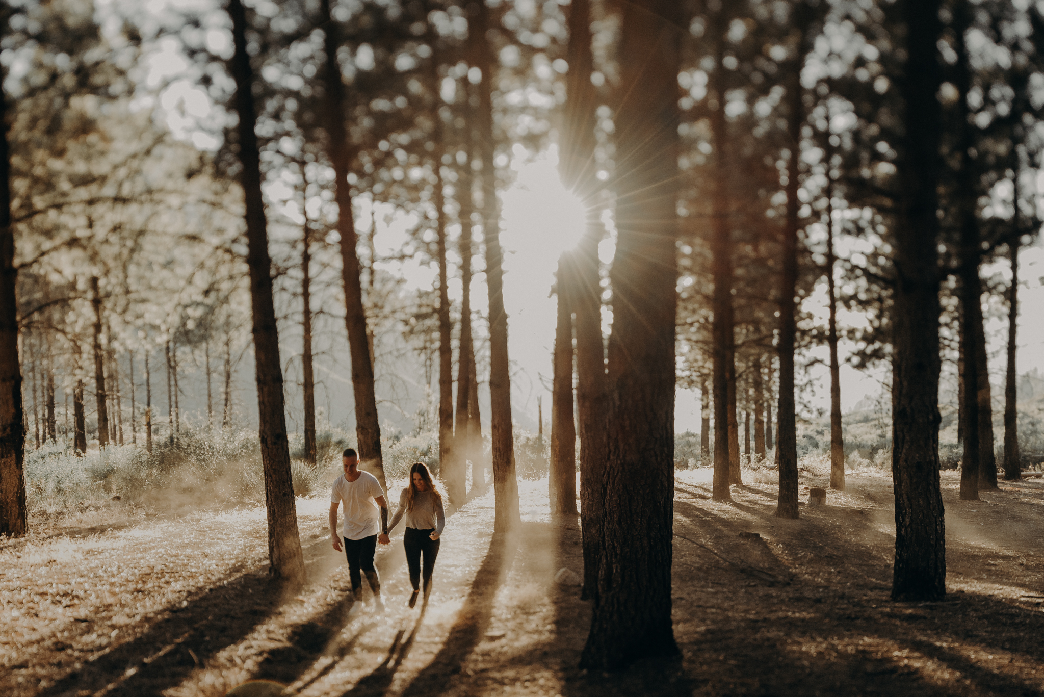 Isaiah + Taylor Photography - Los Angeles Forest Engagement, Laid-back Wedding Photographer-078.jpg