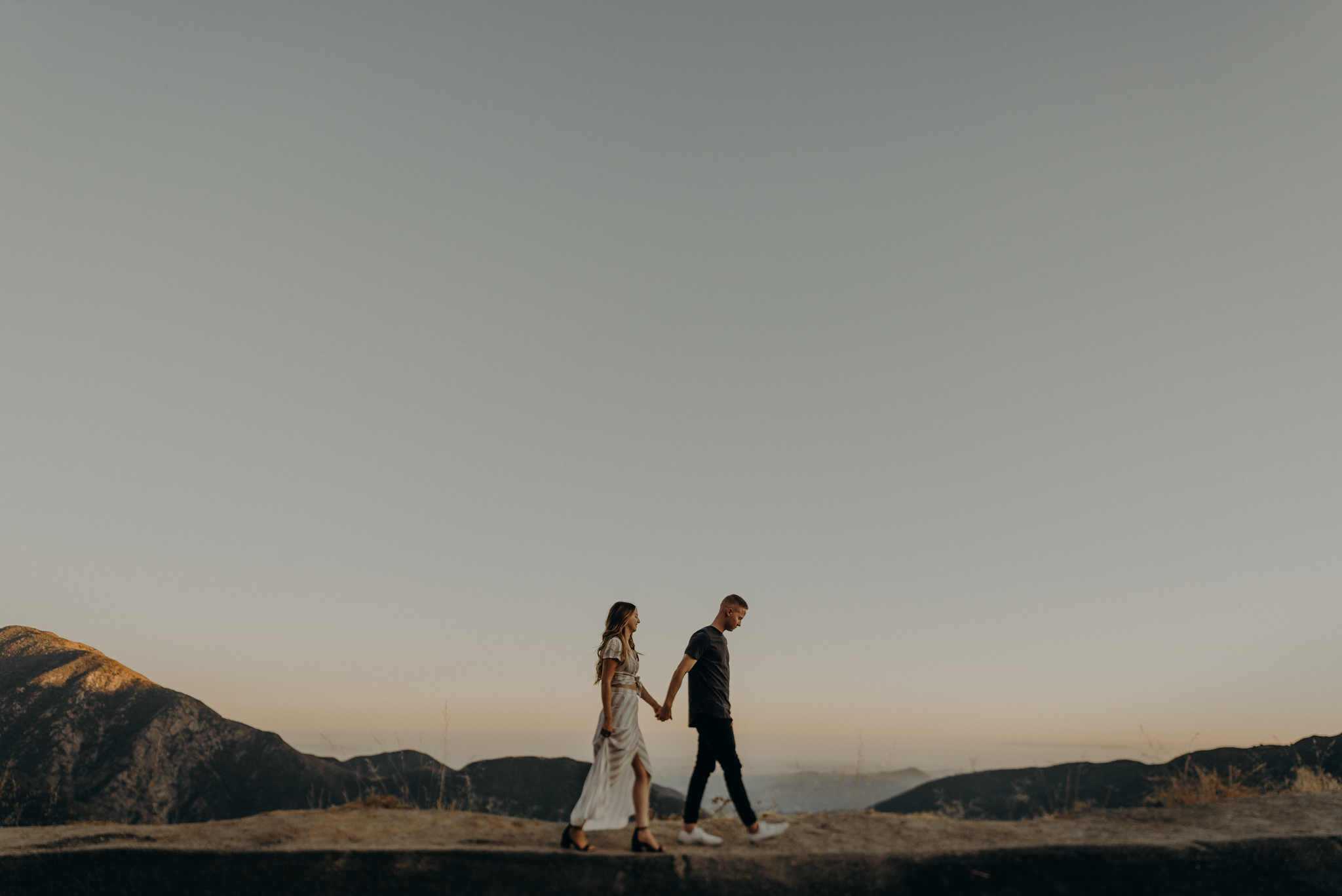 Isaiah + Taylor Photography - Los Angeles Forest Engagement Session - Laid back wedding photographer-006.jpg
