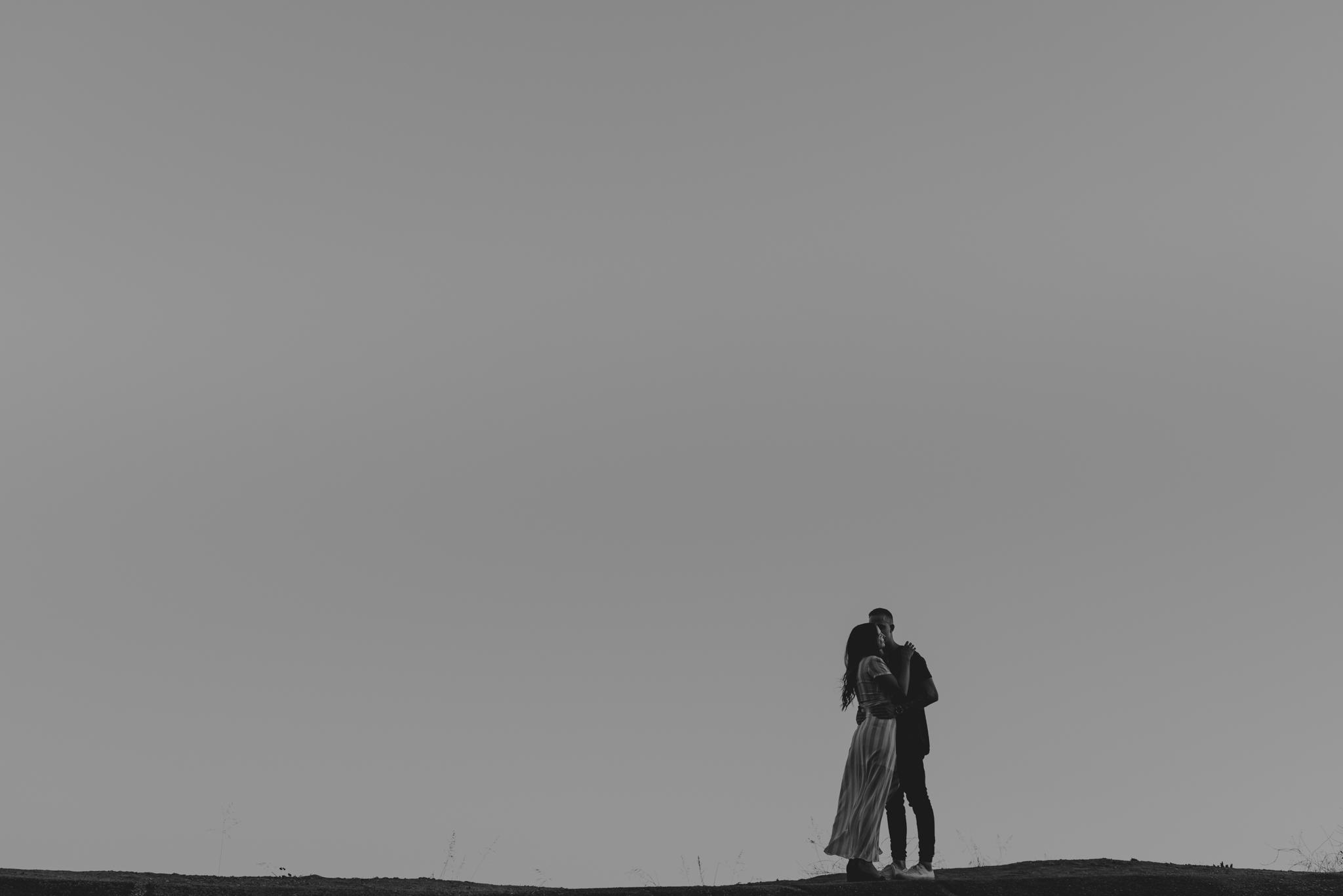 Isaiah + Taylor Photography - Los Angeles Forest Engagement Session - Laid back wedding photographer-007.jpg