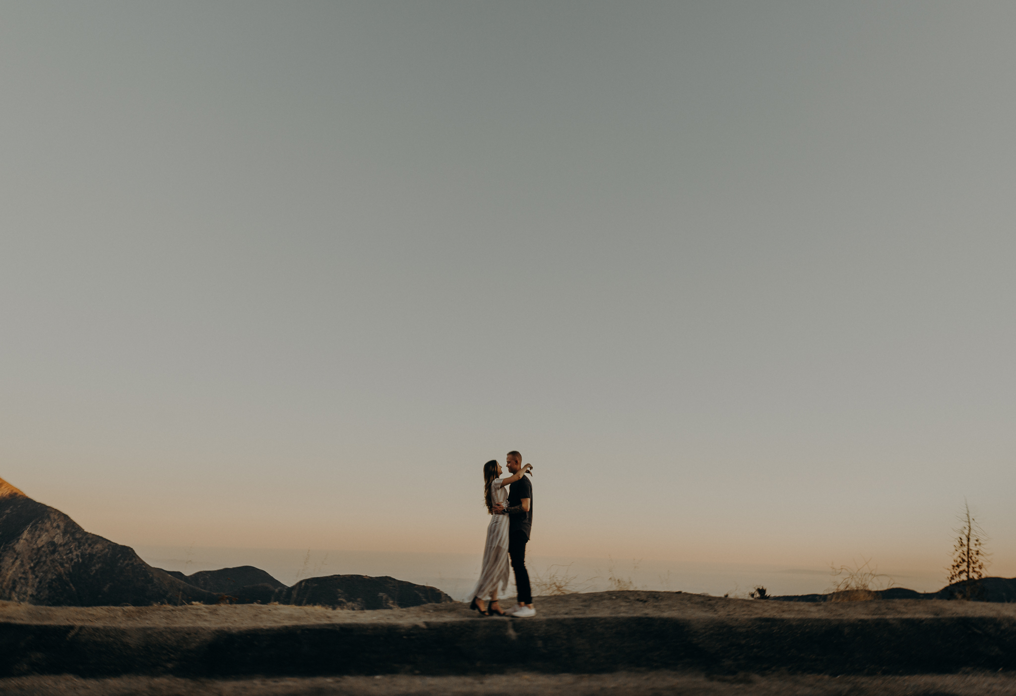 Isaiah + Taylor Photography - Los Angeles Forest Engagement Session - Laid back wedding photographer-009.jpg