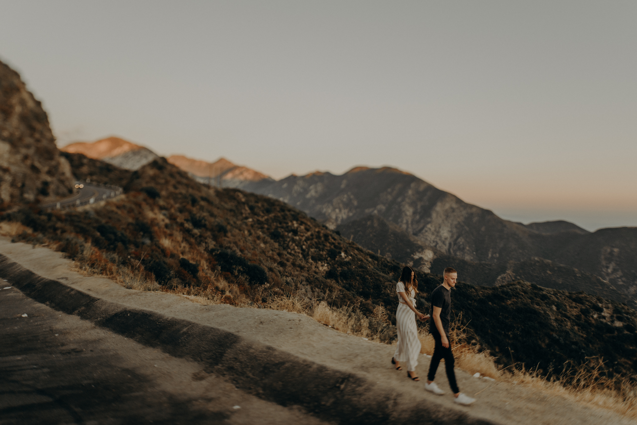 Isaiah + Taylor Photography - Los Angeles Forest Engagement Session - Laid back wedding photographer-008.jpg