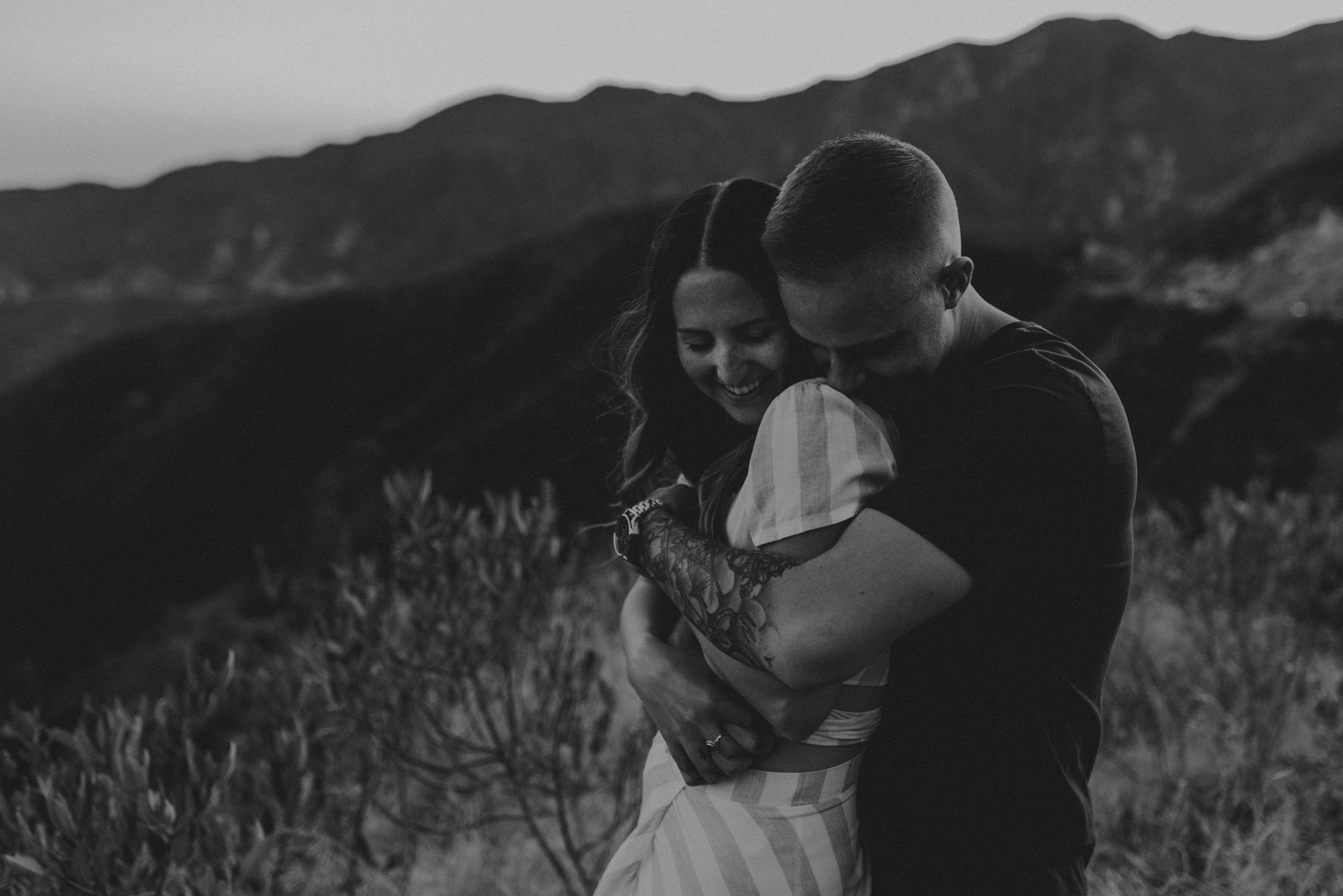 Isaiah + Taylor Photography - Los Angeles Forest Engagement Session - Laid back wedding photographer-029.jpg