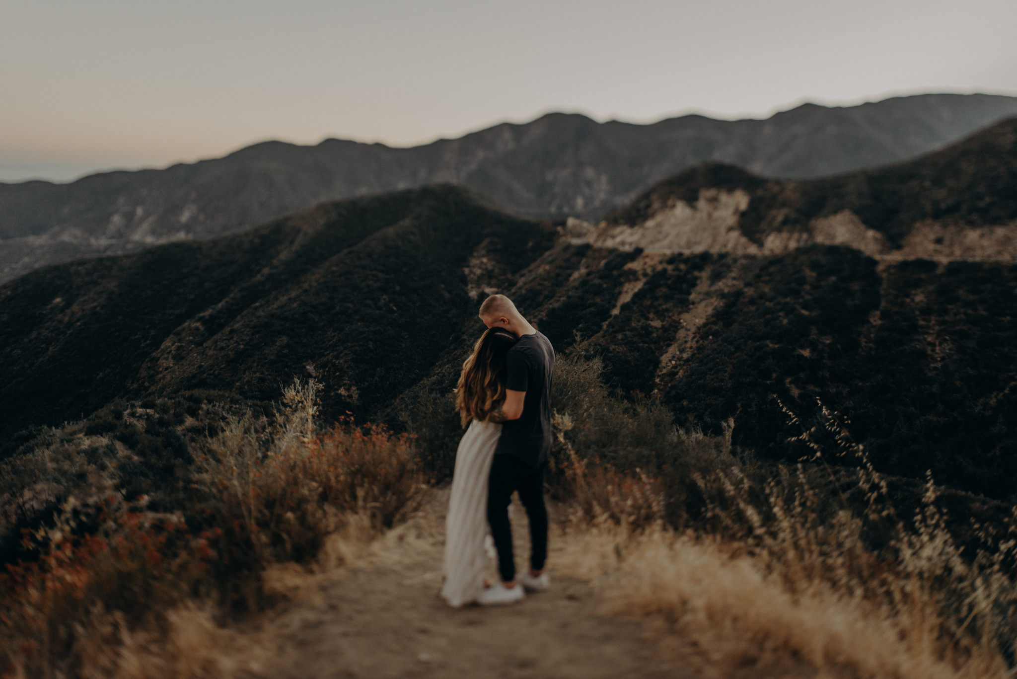 Isaiah + Taylor Photography - Los Angeles Forest Engagement Session - Laid back wedding photographer-035.jpg