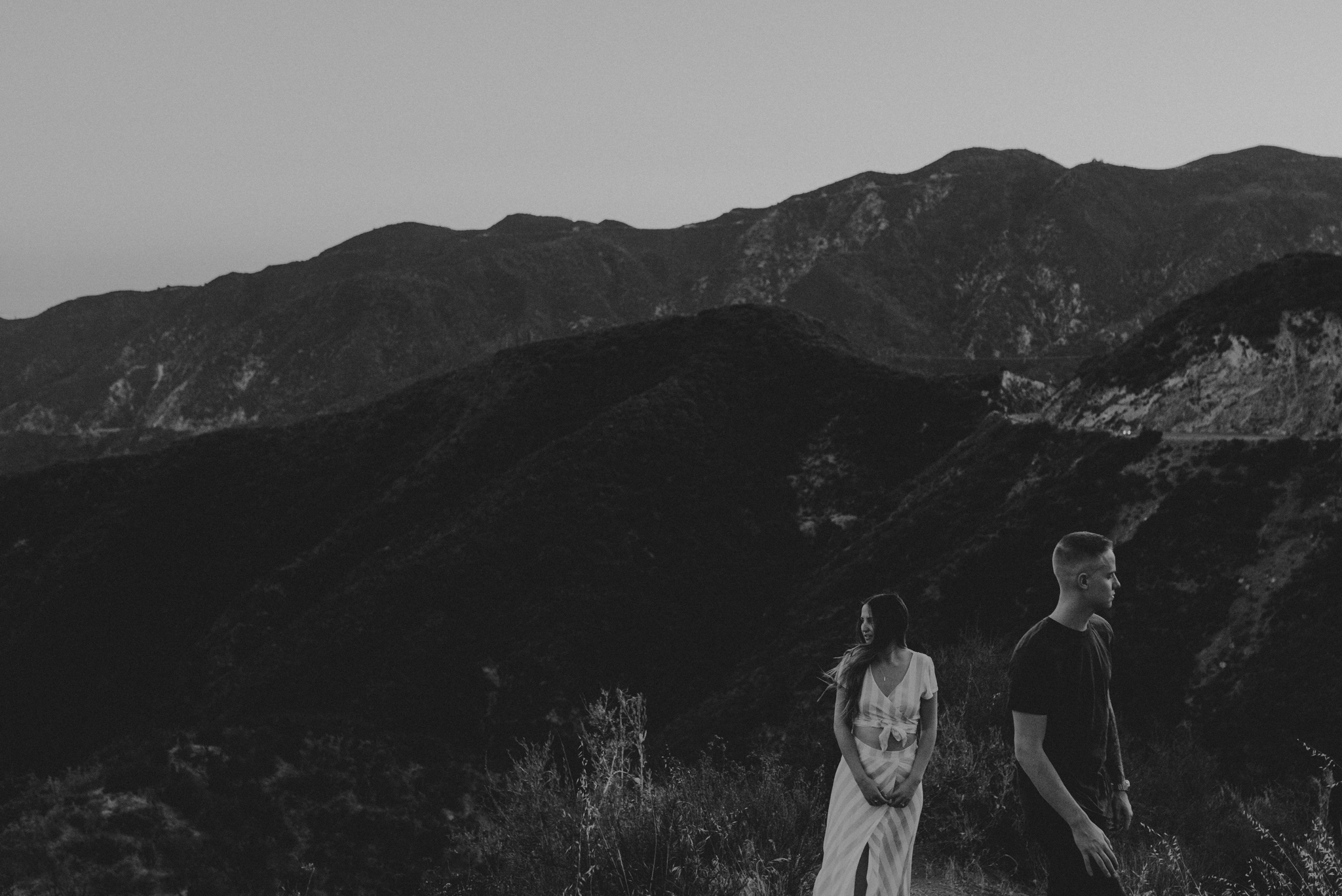 Isaiah + Taylor Photography - Los Angeles Forest Engagement Session - Laid back wedding photographer-036.jpg