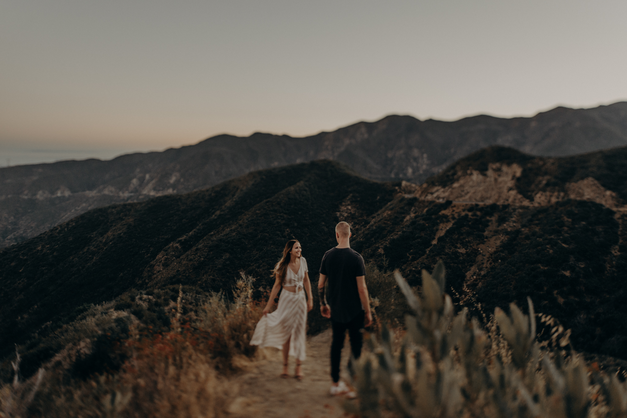 Isaiah + Taylor Photography - Los Angeles Forest Engagement Session - Laid back wedding photographer-037.jpg