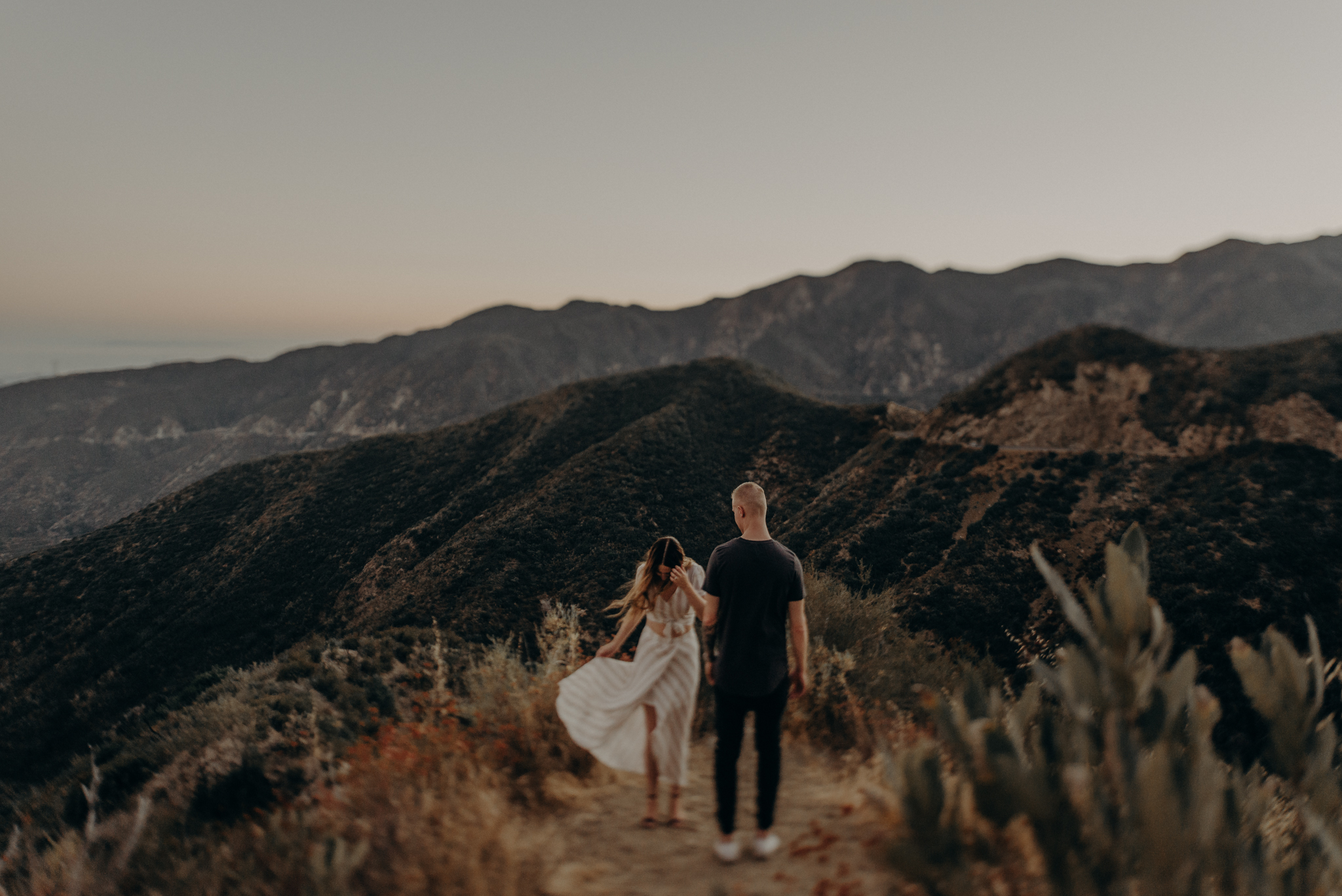 Isaiah + Taylor Photography - Los Angeles Forest Engagement Session - Laid back wedding photographer-038.jpg