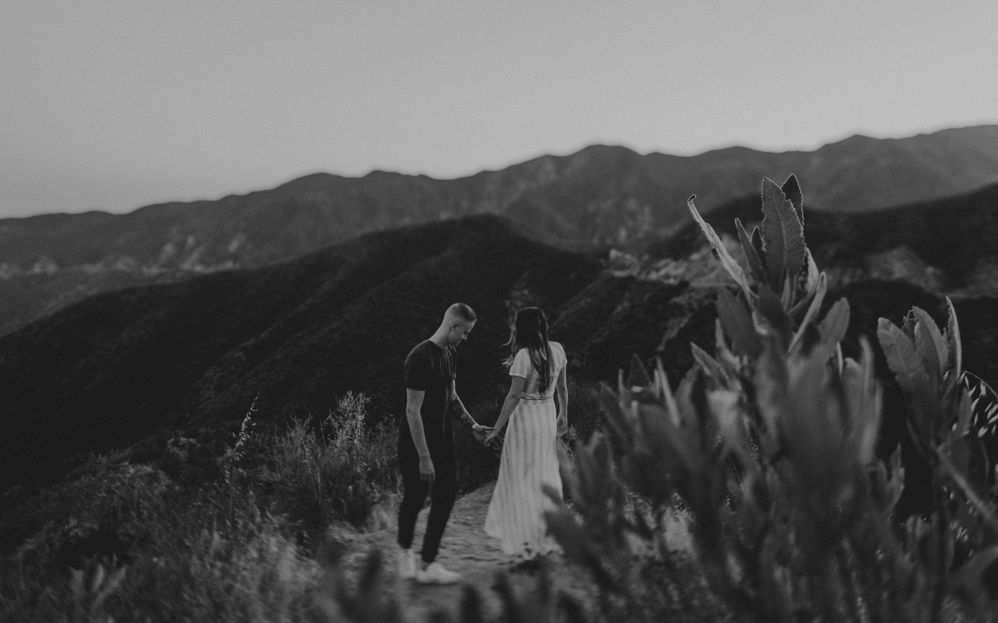 Isaiah + Taylor Photography - Los Angeles Forest Engagement Session - Laid back wedding photographer-040.jpg
