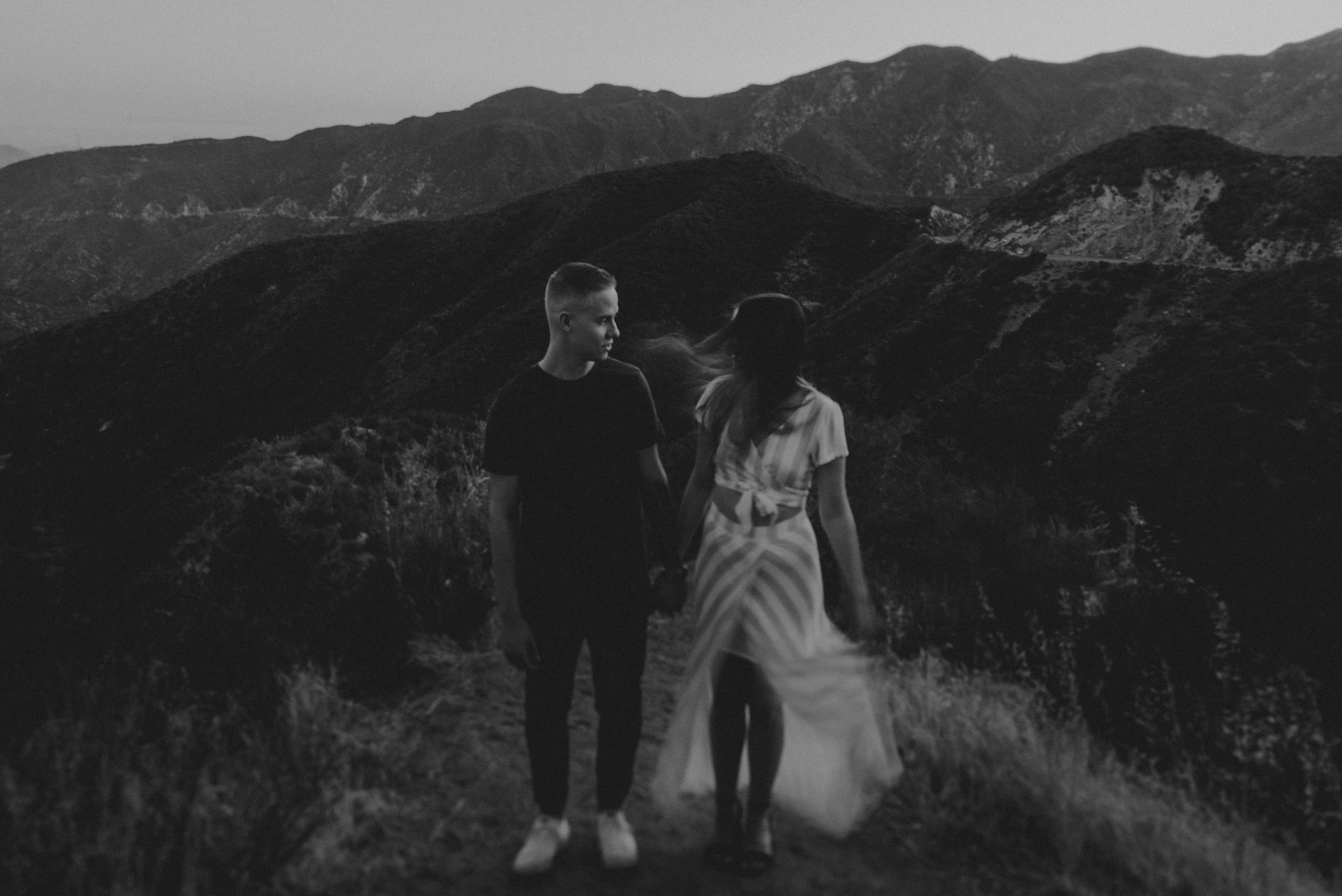 Isaiah + Taylor Photography - Los Angeles Forest Engagement Session - Laid back wedding photographer-042.jpg