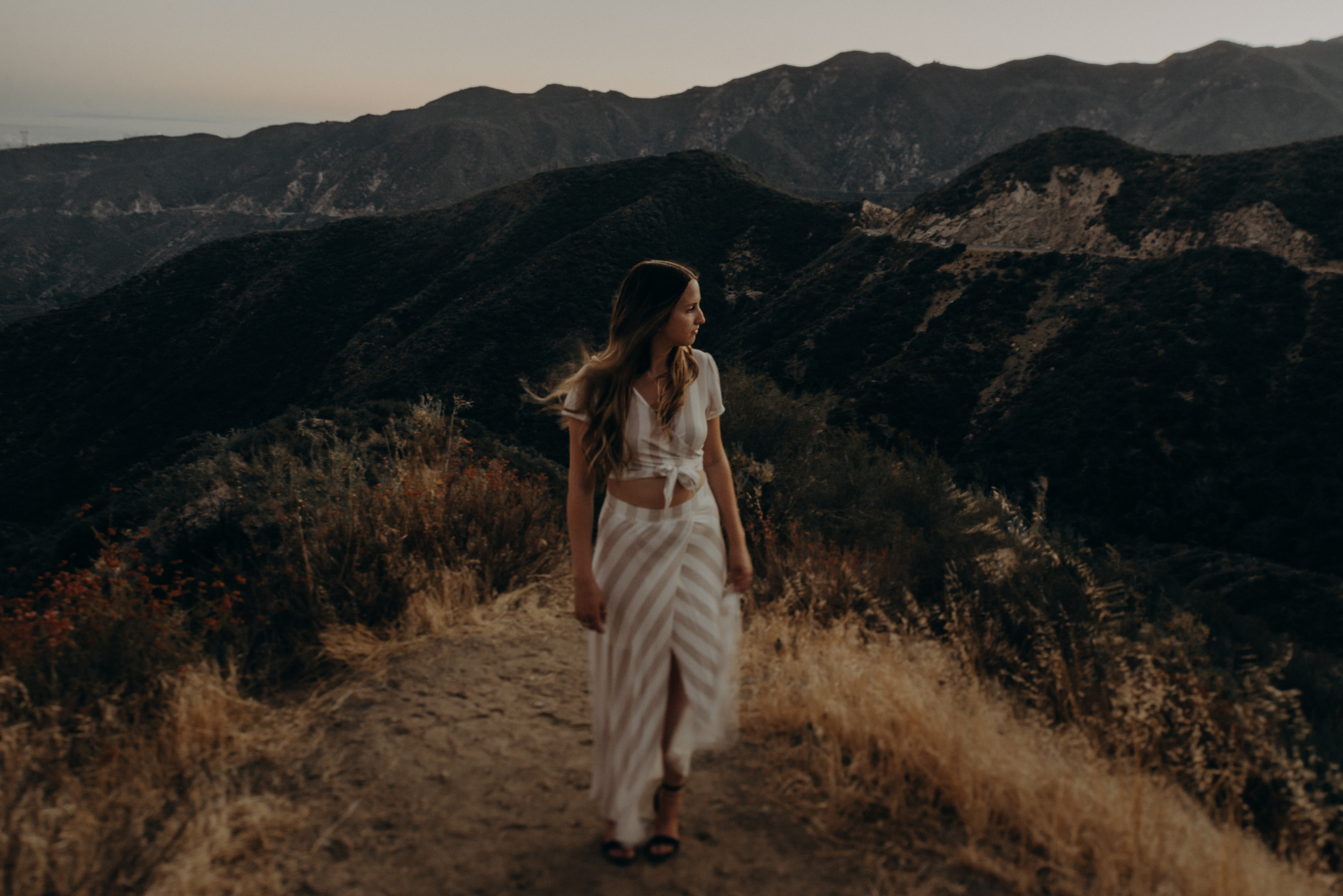 Isaiah + Taylor Photography - Los Angeles Forest Engagement Session - Laid back wedding photographer-046.jpg