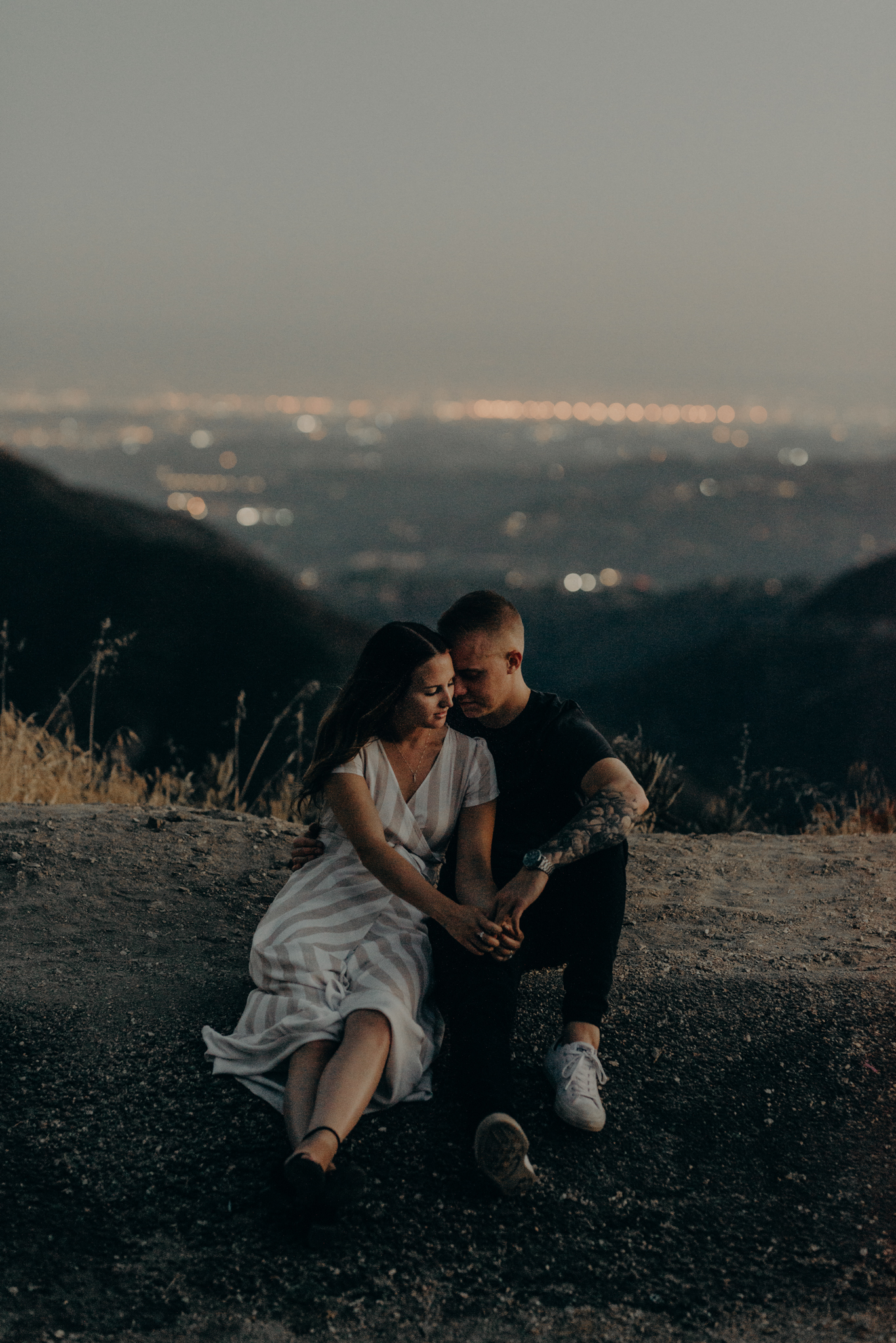 Isaiah + Taylor Photography - Los Angeles Forest Engagement Session - Laid back wedding photographer-051.jpg