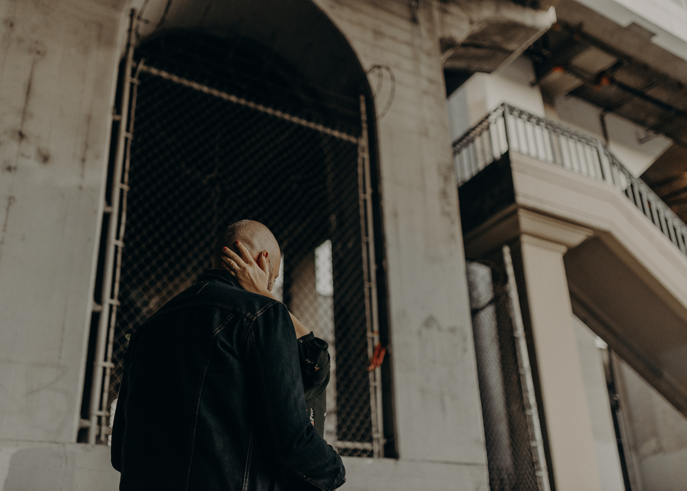 Isaiah + Taylor Photography - Downtown Los Angeles Arts District Engagement45.jpg