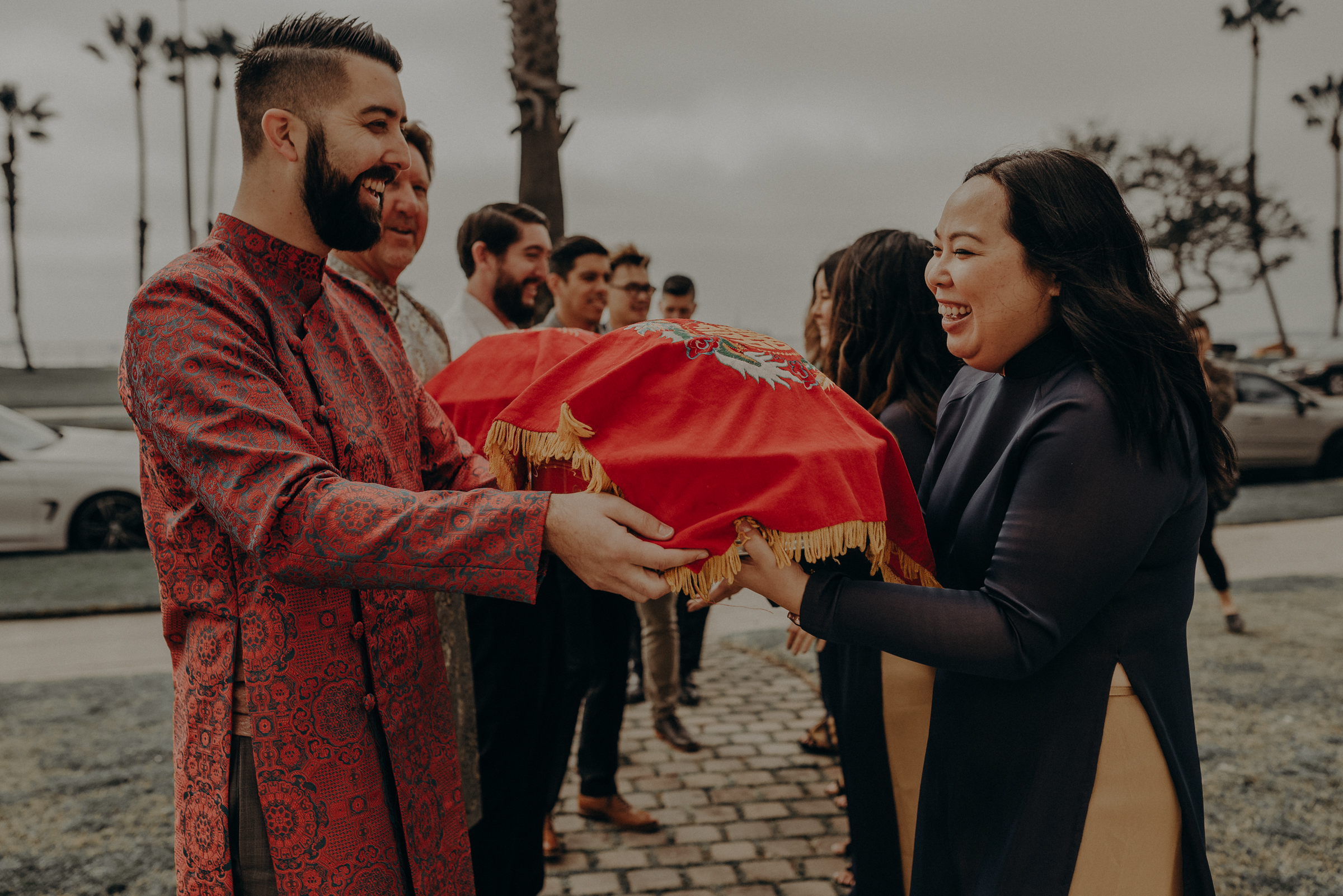 Los Angeles Wedding Photographer - IsaiahAndTaylor.com - The Ebell of Long Beach Wedding - Traditional Vietnamese tea ceremony-047.jpg