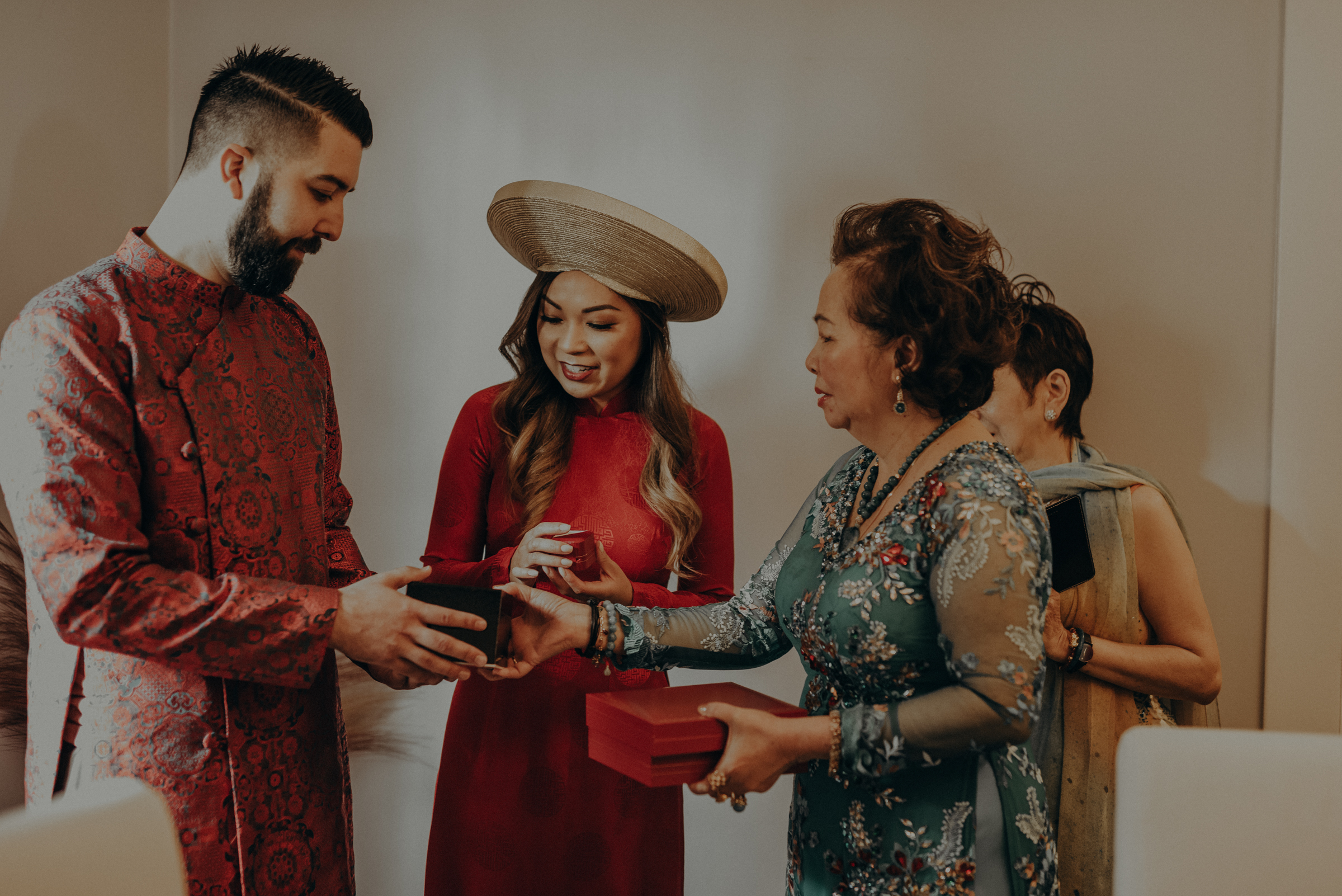 Los Angeles Wedding Photographer - IsaiahAndTaylor.com - The Ebell of Long Beach Wedding - Traditional Vietnamese tea ceremony-054.jpg