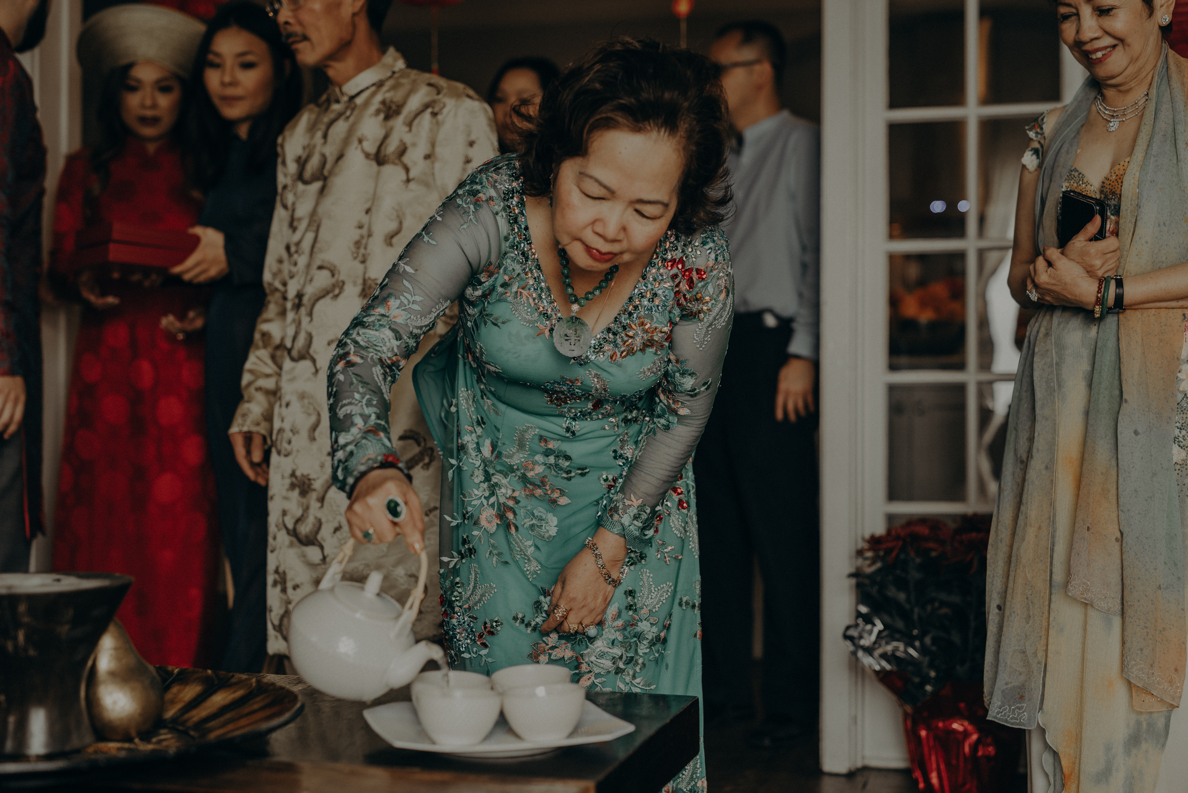 Los Angeles Wedding Photographer - IsaiahAndTaylor.com - The Ebell of Long Beach Wedding - Traditional Vietnamese tea ceremony-058.jpg