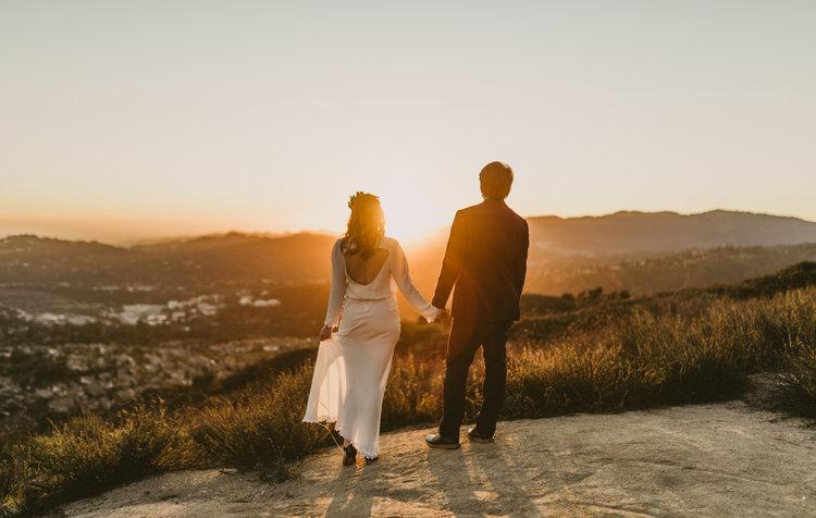Los Angeles Elopement - Long Beach Wedding Photographer - IsaiahAndTaylor.com