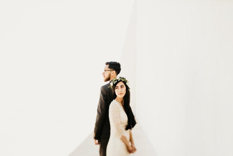 Long Beach Wedding Photographer - Los Angeles Wedding - IsaiahAndTaylor.com - Oak Canyon Nature Center