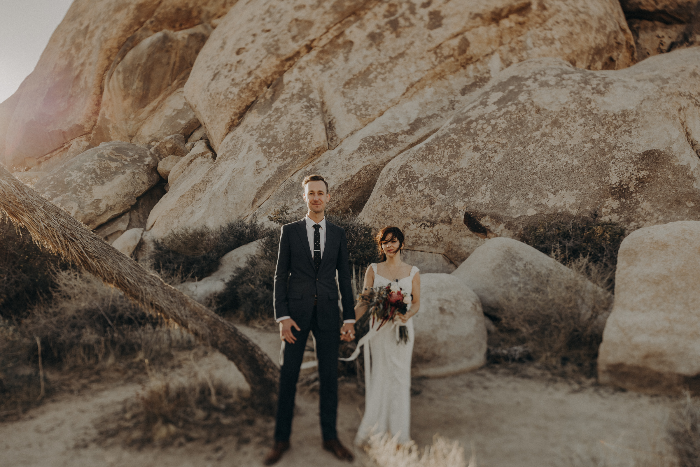 Joshua Tree Elopement - Los Angeles Wedding Photographers - IsaiahAndTaylor.com-055.jpg