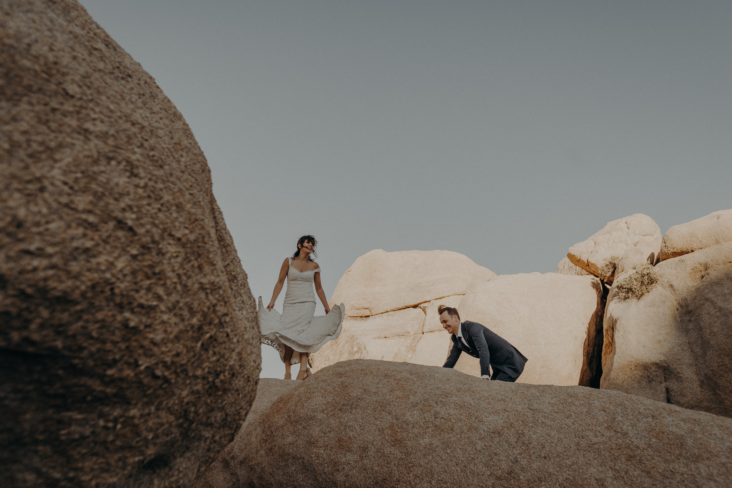 Joshua Tree Elopement - Los Angeles Wedding Photographers - IsaiahAndTaylor.com-066.jpg