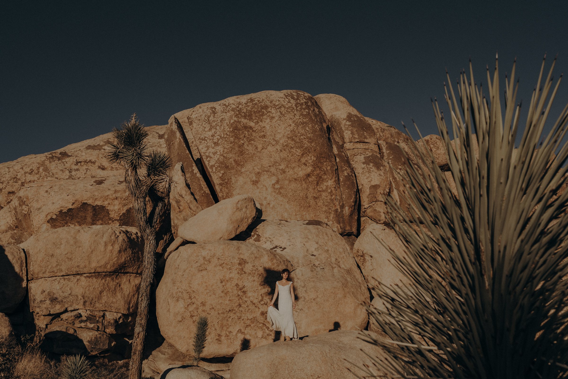 Joshua Tree Elopement - Los Angeles Wedding Photographers - IsaiahAndTaylor.com-086.jpg