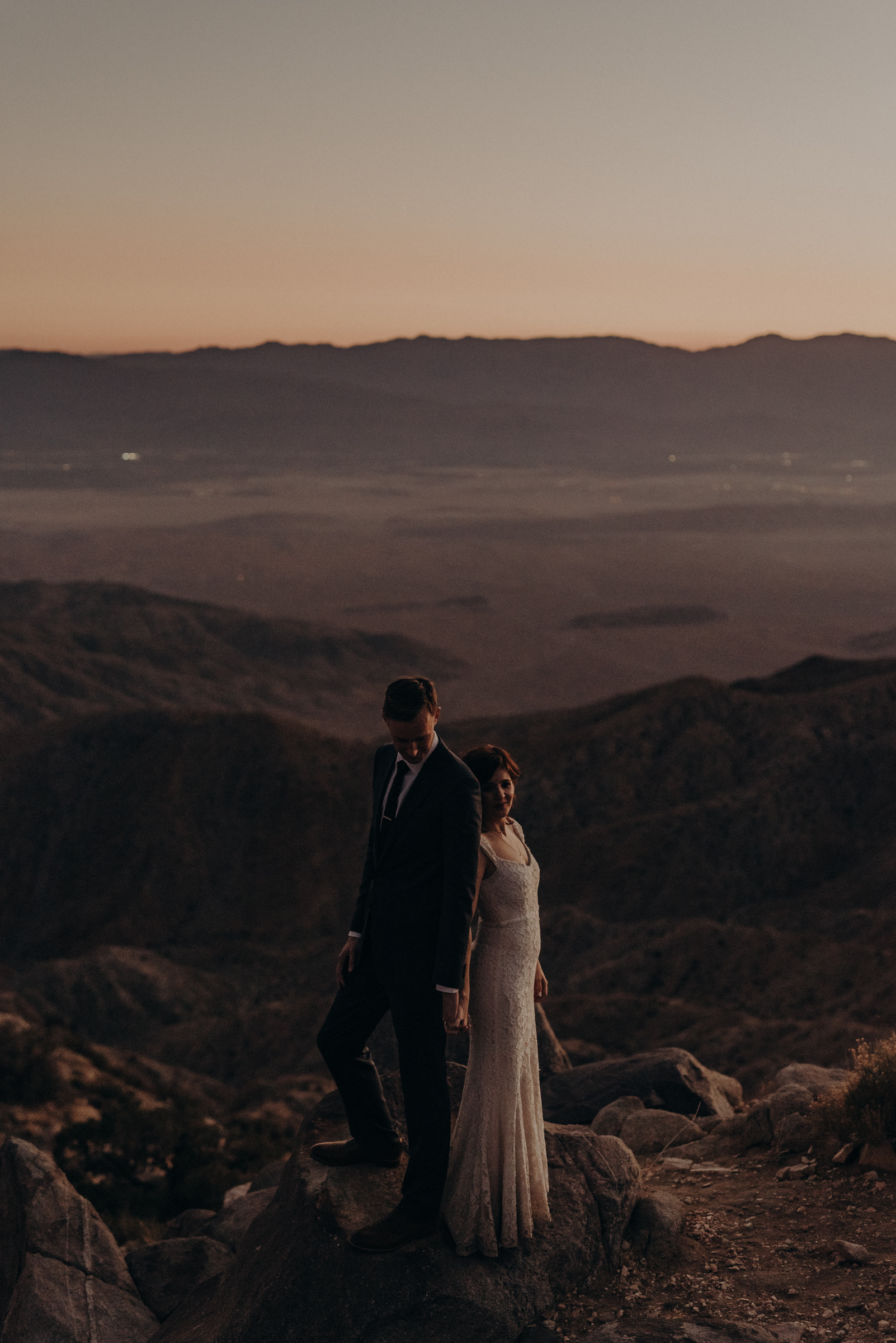 Joshua Tree Elopement - Los Angeles Wedding Photographers - IsaiahAndTaylor.com-127.jpg