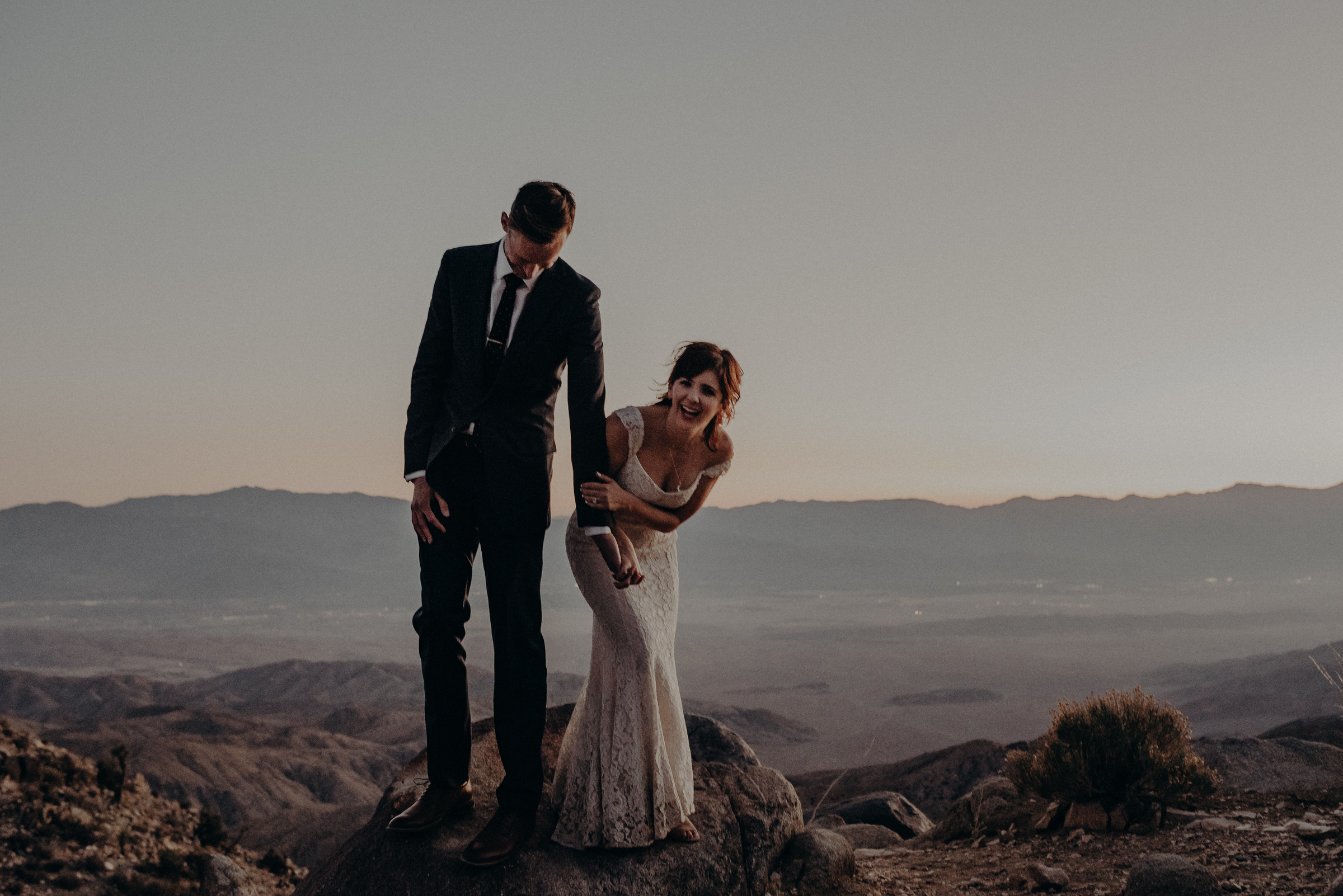 Joshua Tree Elopement - Los Angeles Wedding Photographers - IsaiahAndTaylor.com-129.jpg