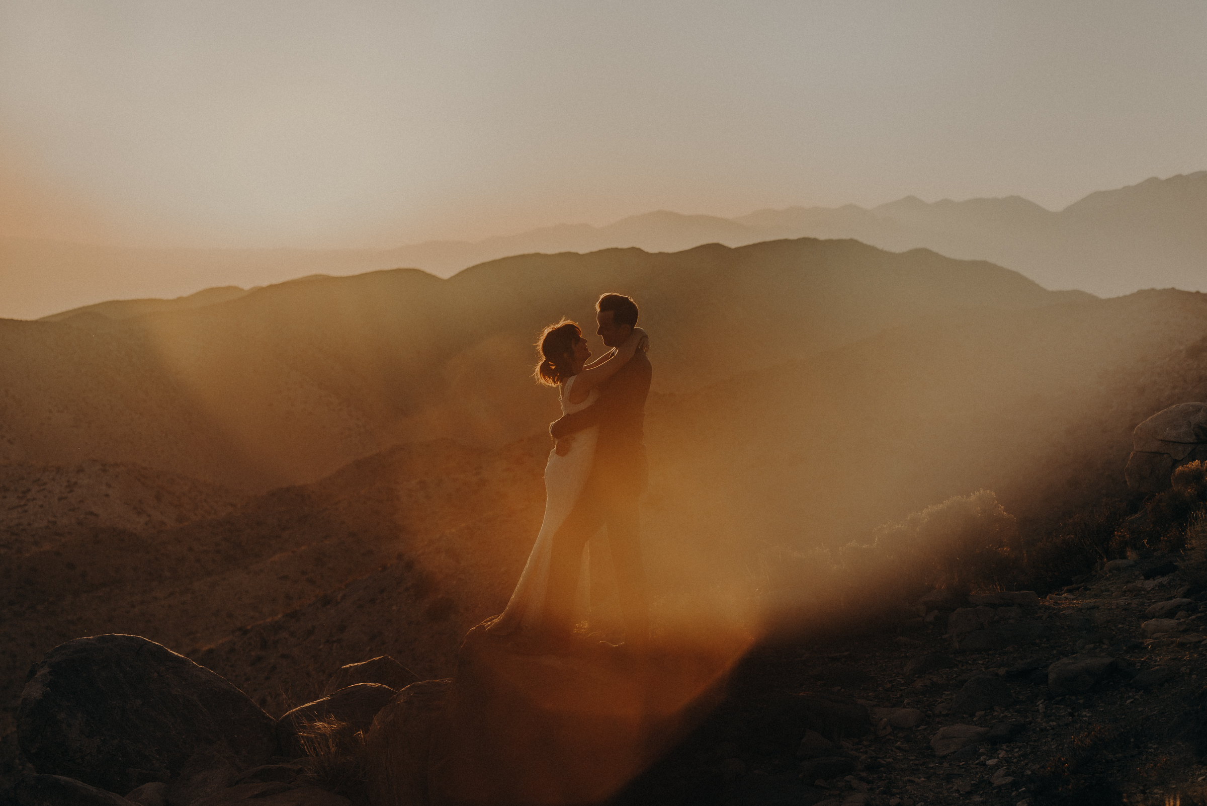 Joshua Tree Elopement - Los Angeles Wedding Photographers - IsaiahAndTaylor.com - L.A. Elopement