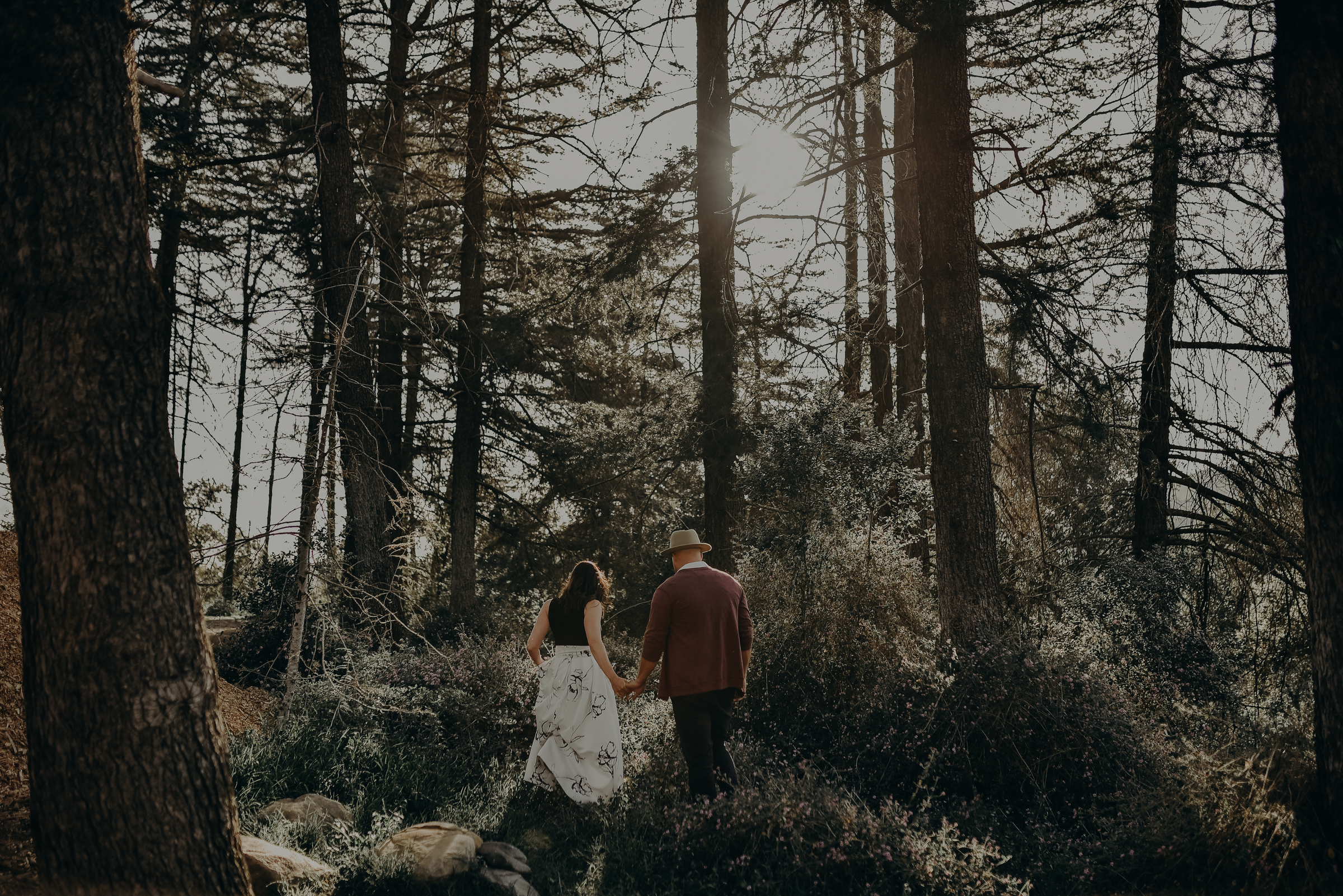 Los Angeles Wedding Photographers - Griffith Park Engagement - IsaiahAndTaylor.com-003.jpg