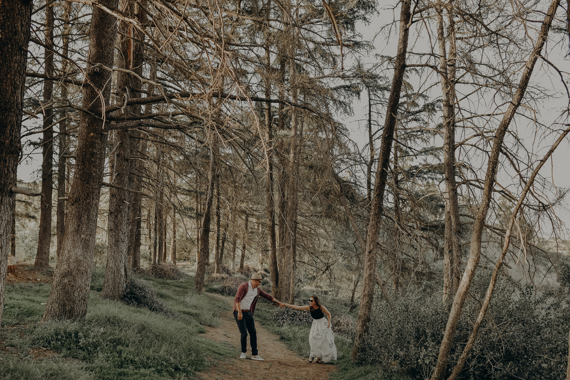 Los Angeles Wedding Photographers - Griffith Park Engagement - IsaiahAndTaylor.com-014.jpg
