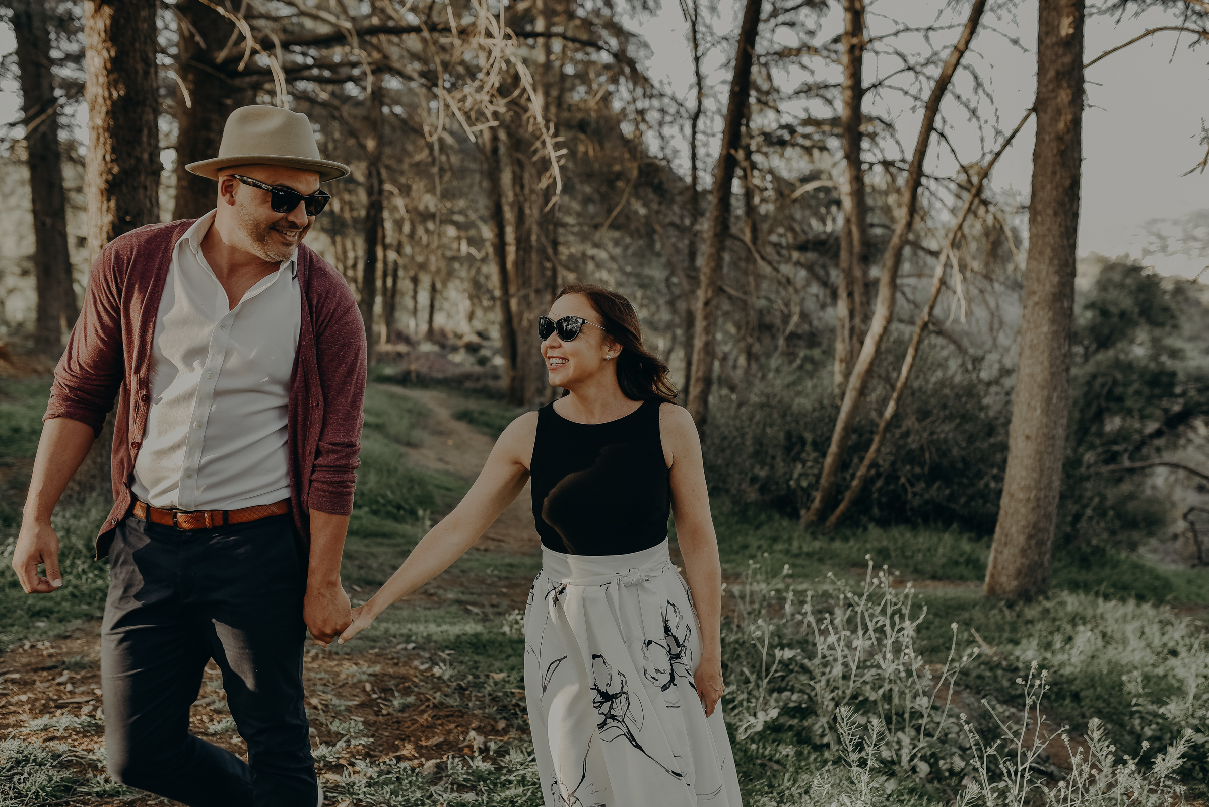Los Angeles Wedding Photographers - Griffith Park Engagement - IsaiahAndTaylor.com-017.jpg