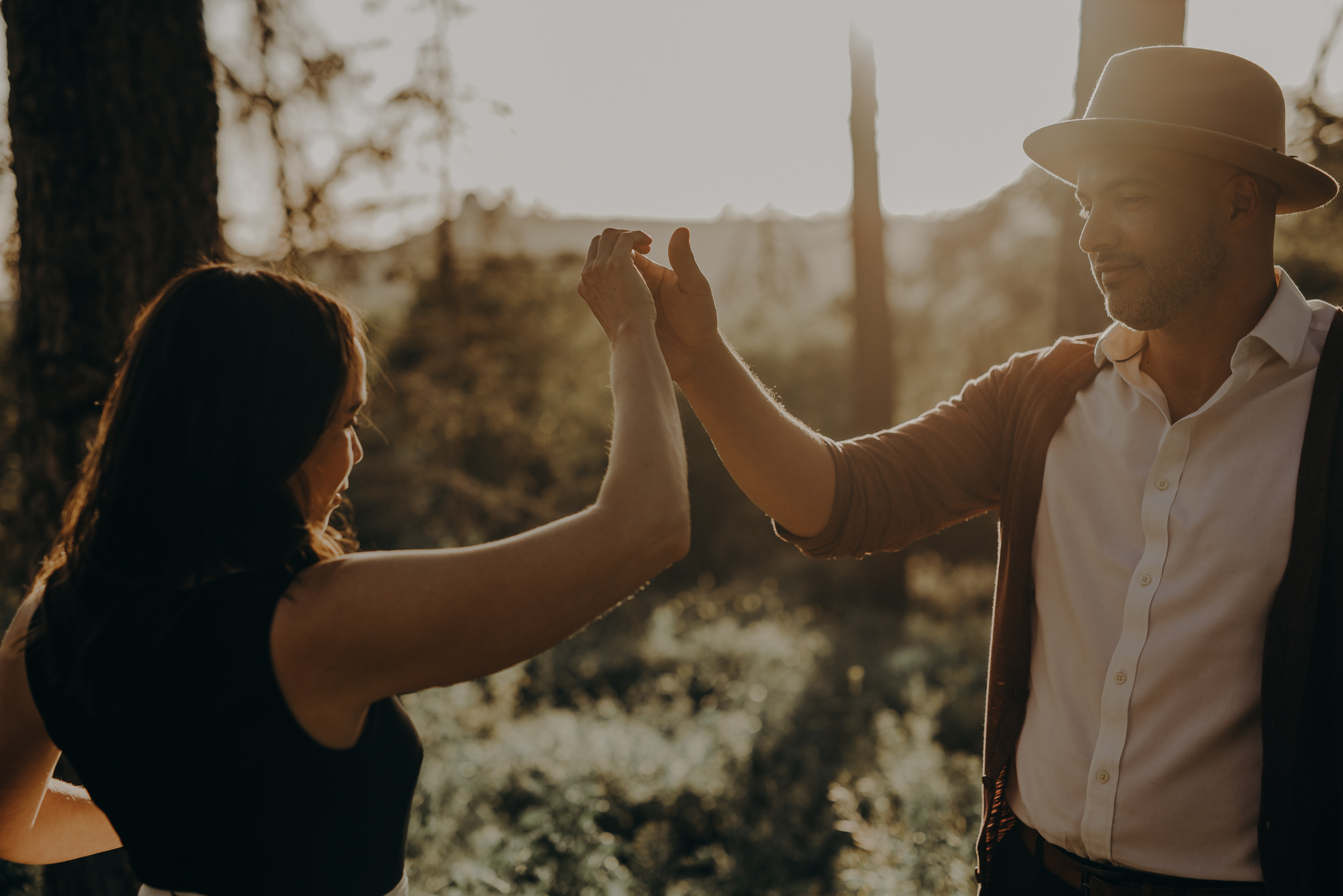 Los Angeles Wedding Photographers - Griffith Park Engagement - IsaiahAndTaylor.com-026.jpg