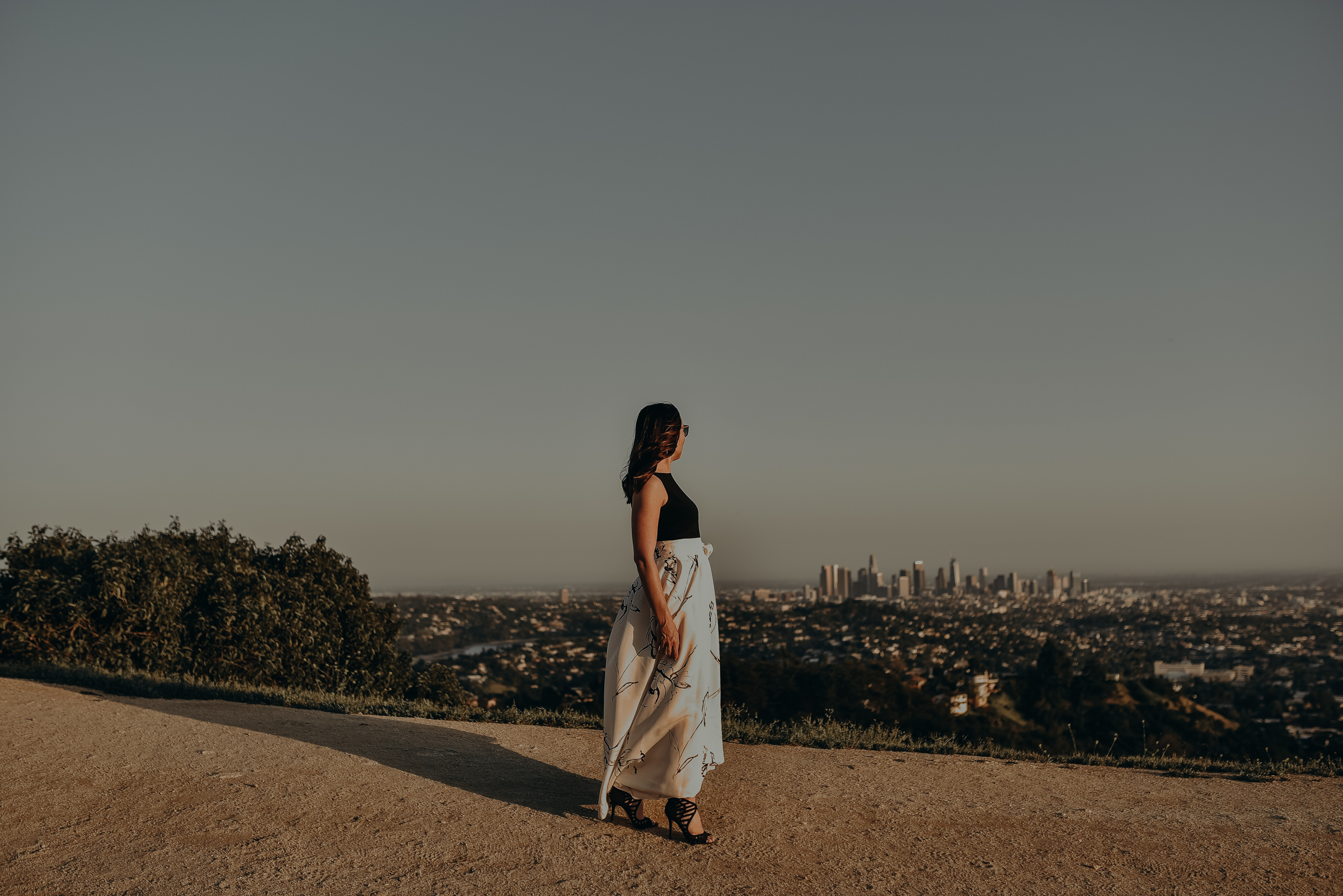 Los Angeles Wedding Photographers - Griffith Park Engagement - IsaiahAndTaylor.com-030.jpg