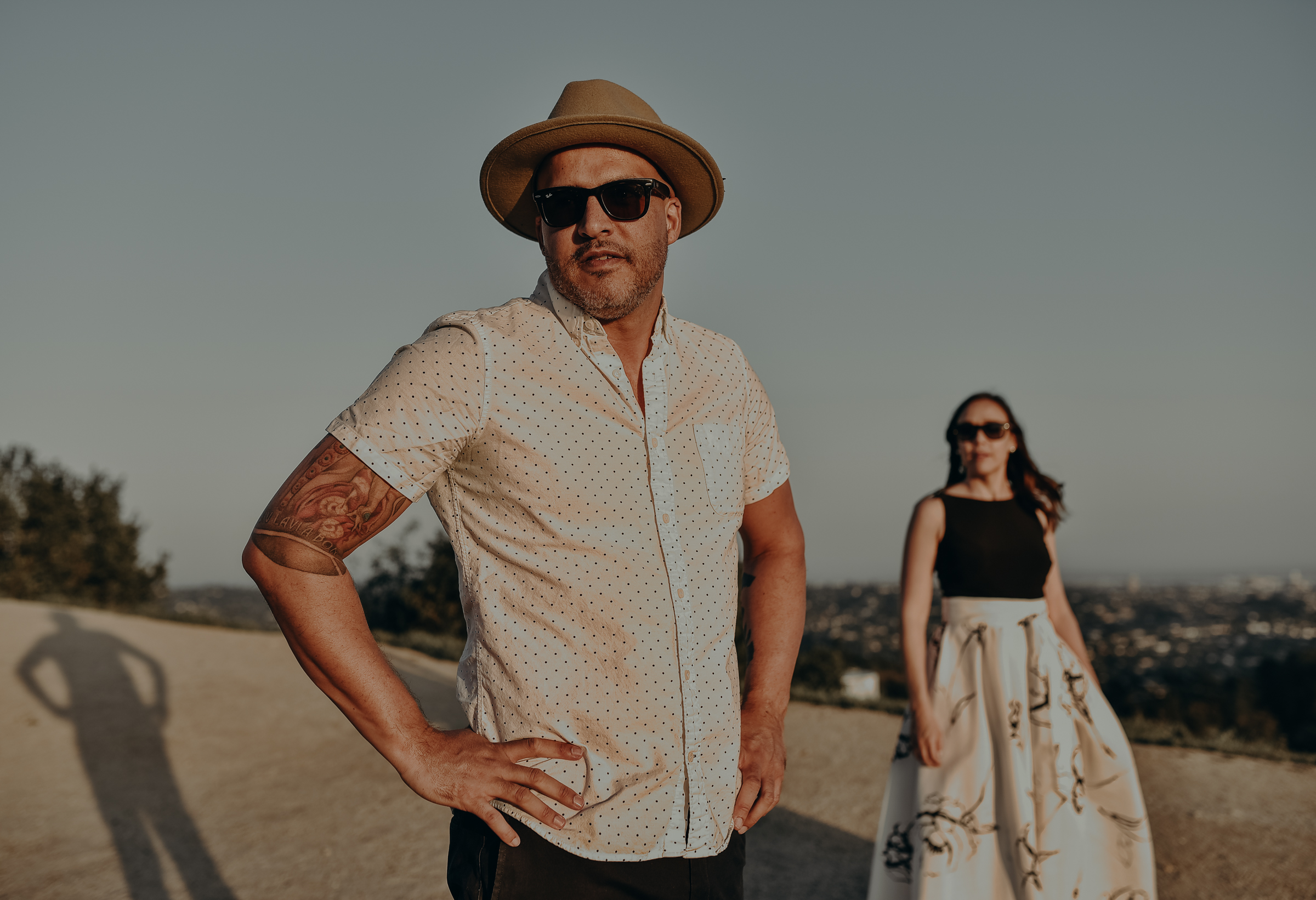 Los Angeles Wedding Photographers - Griffith Park Engagement - IsaiahAndTaylor.com-031.jpg