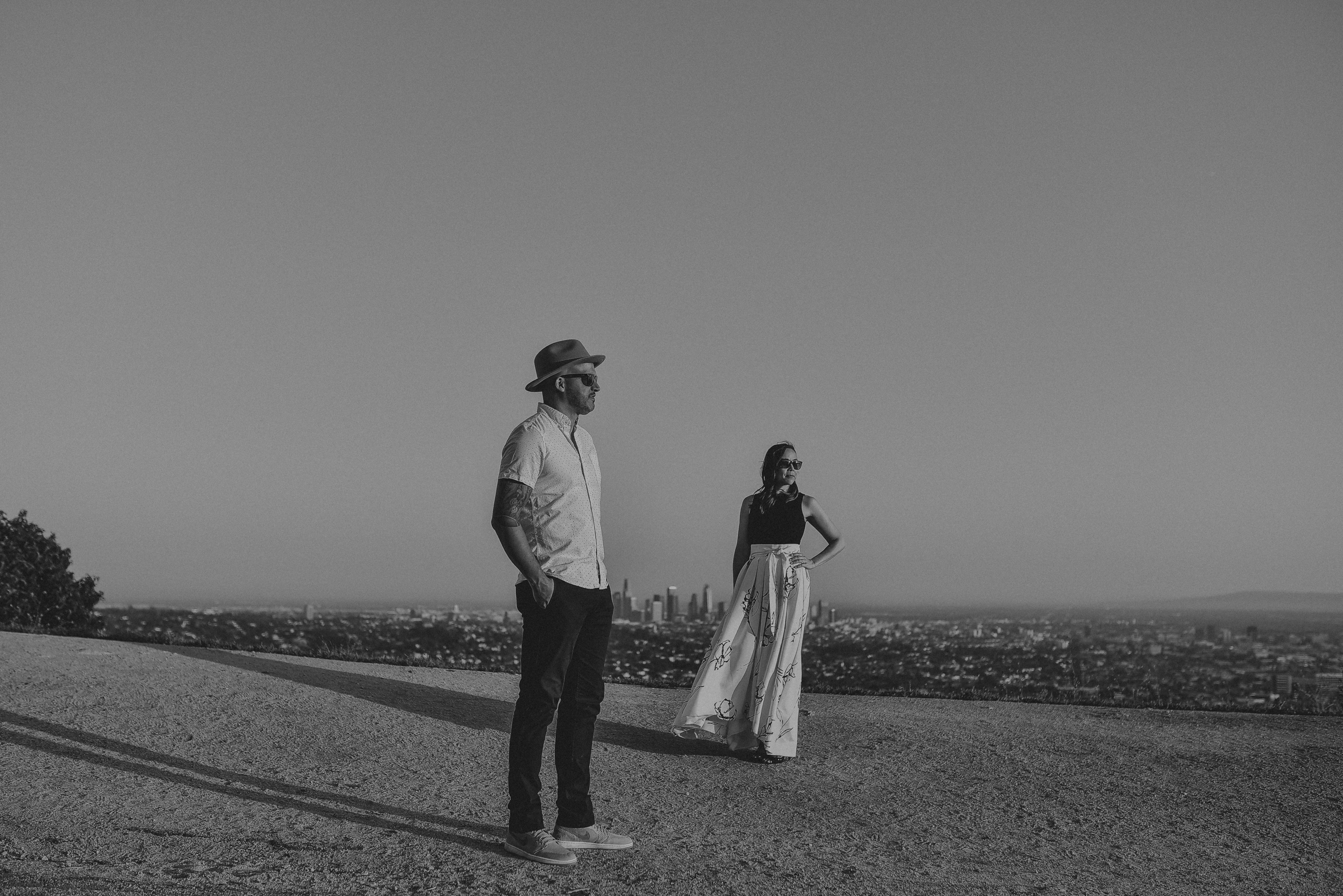 Los Angeles Wedding Photographers - Griffith Park Engagement - IsaiahAndTaylor.com-033.jpg
