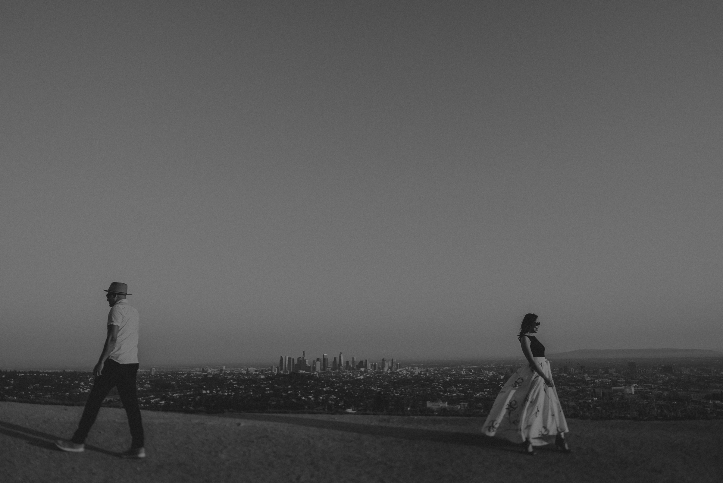 Los Angeles Wedding Photographers - Griffith Park Engagement - IsaiahAndTaylor.com-035.jpg