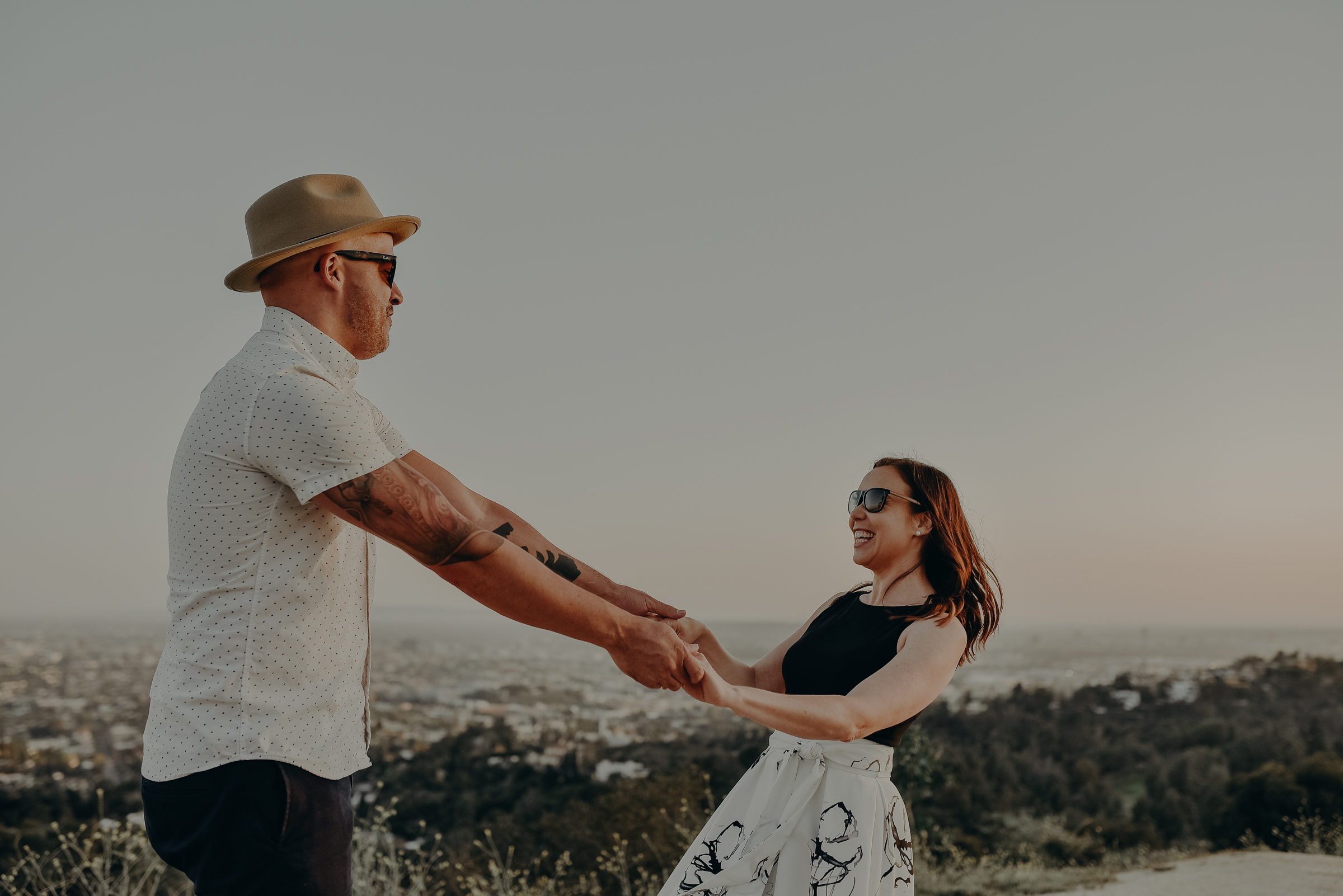 Los Angeles Wedding Photographers - Griffith Park Engagement - IsaiahAndTaylor.com-041.jpg