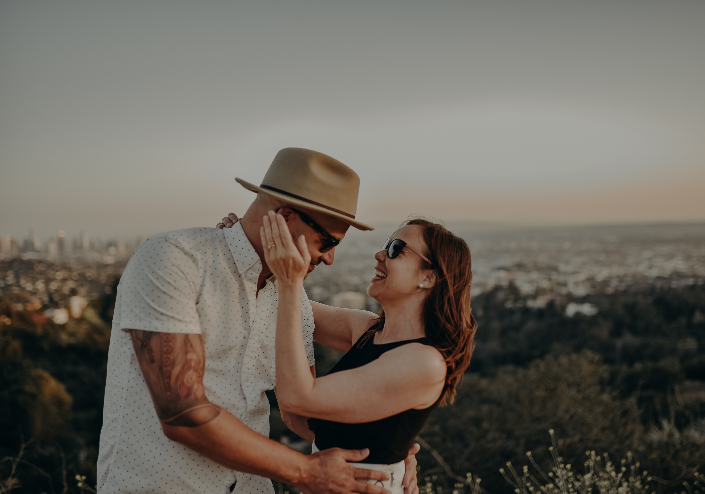 Los Angeles Wedding Photographers - Griffith Park Engagement - IsaiahAndTaylor.com-045.jpg