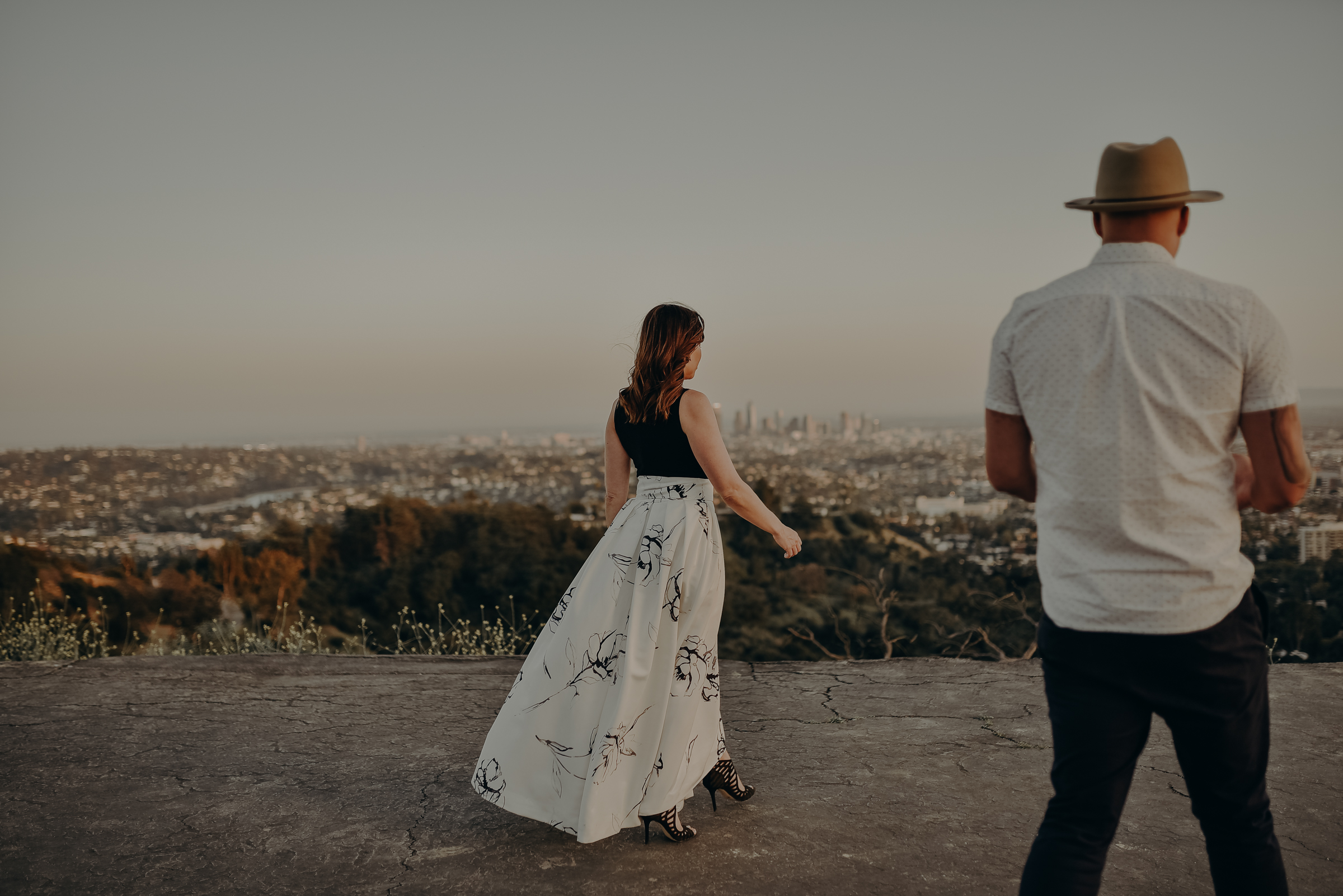 Los Angeles Wedding Photographers - Griffith Park Engagement - IsaiahAndTaylor.com-054.jpg