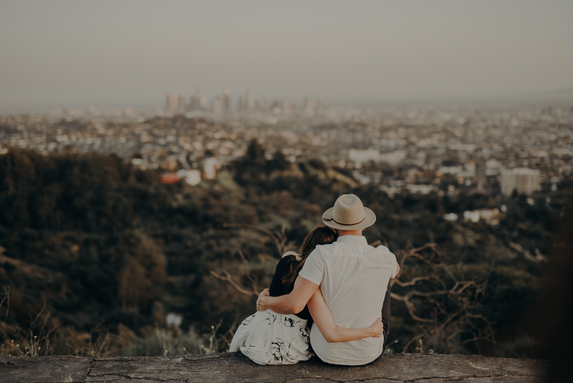 Los Angeles Wedding Photographers - Griffith Park Engagement - IsaiahAndTaylor.com-055.jpg