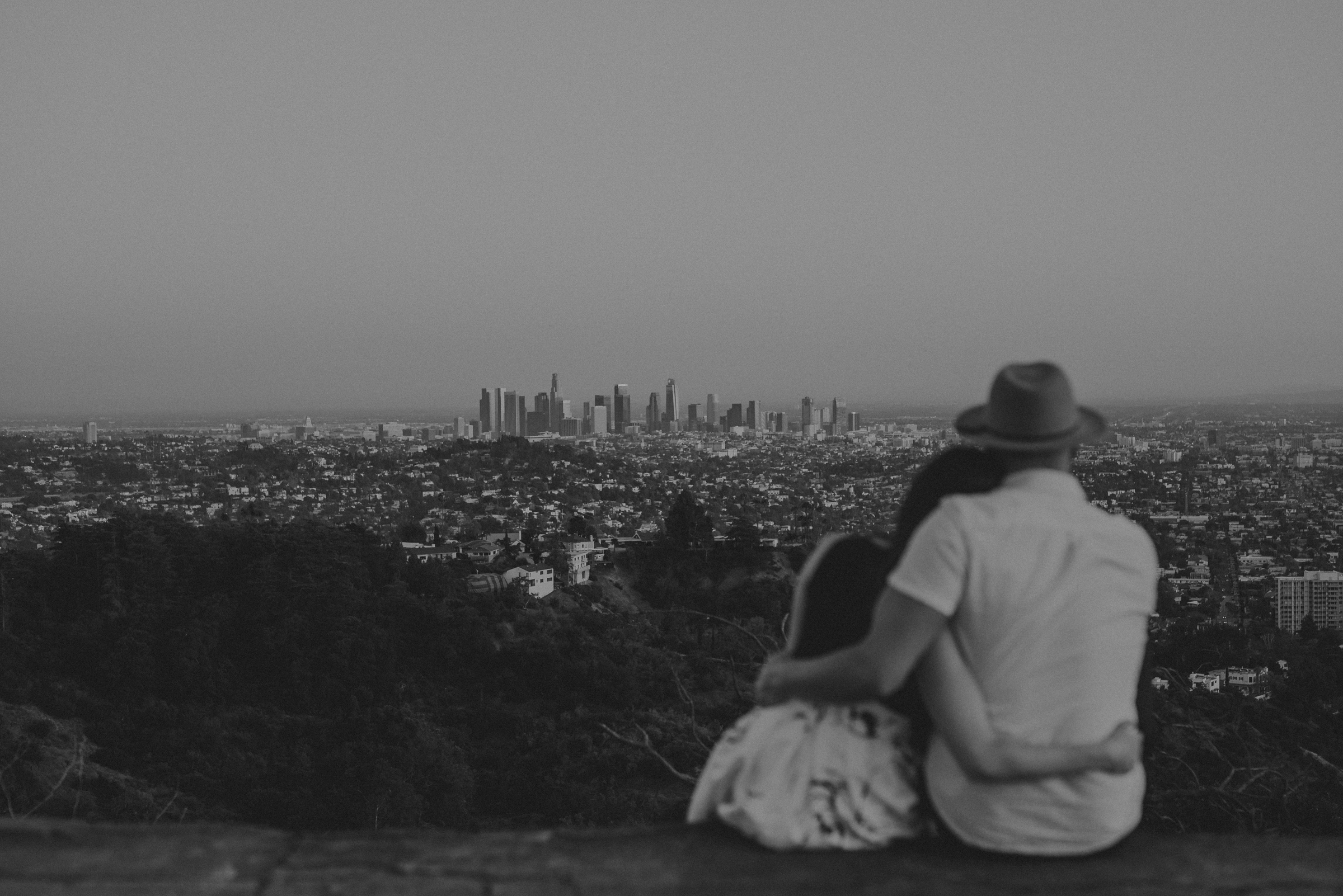 Los Angeles Wedding Photographers - Griffith Park Engagement - IsaiahAndTaylor.com-056.jpg