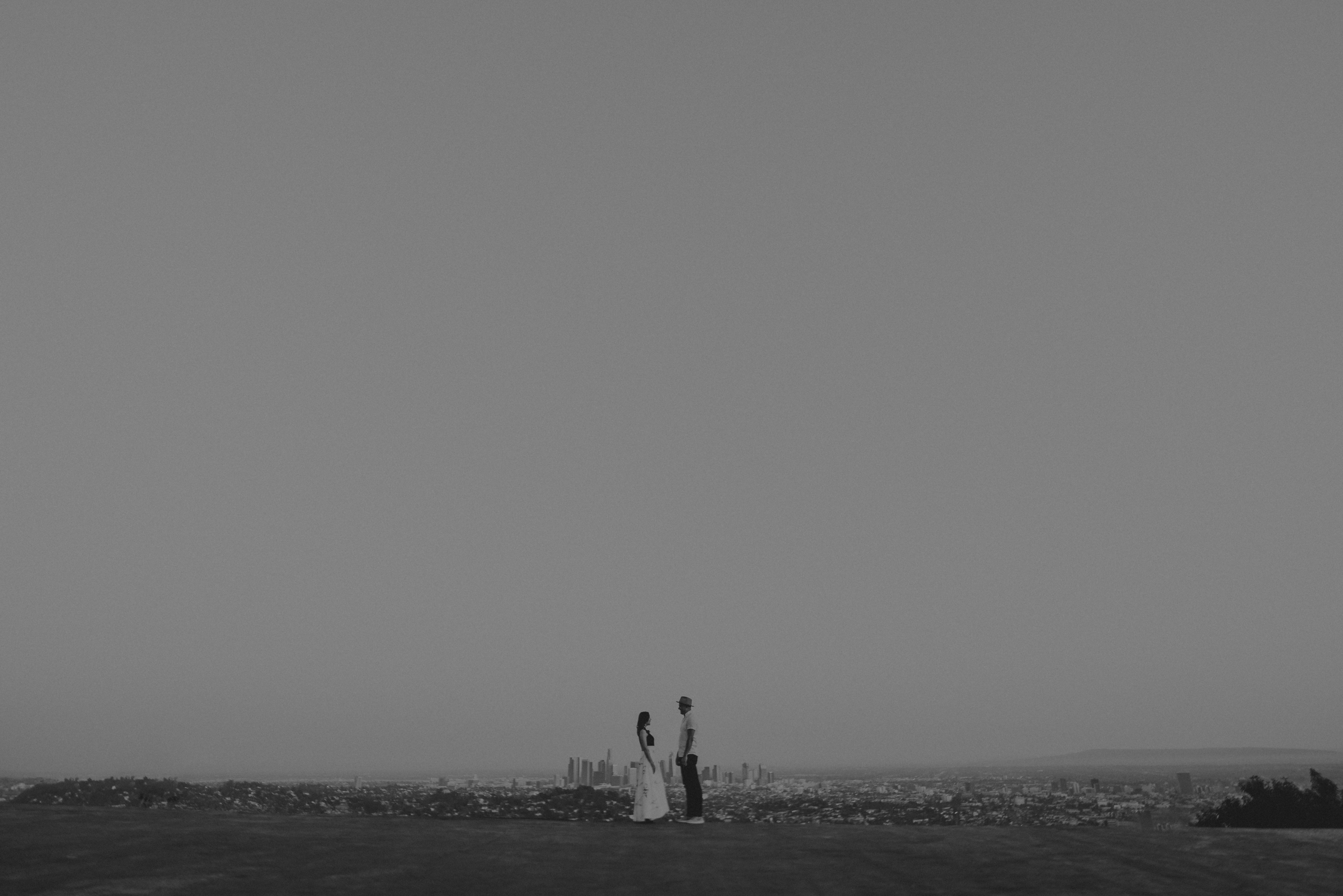 Los Angeles Wedding Photographers - Griffith Park Engagement - IsaiahAndTaylor.com-060.jpg