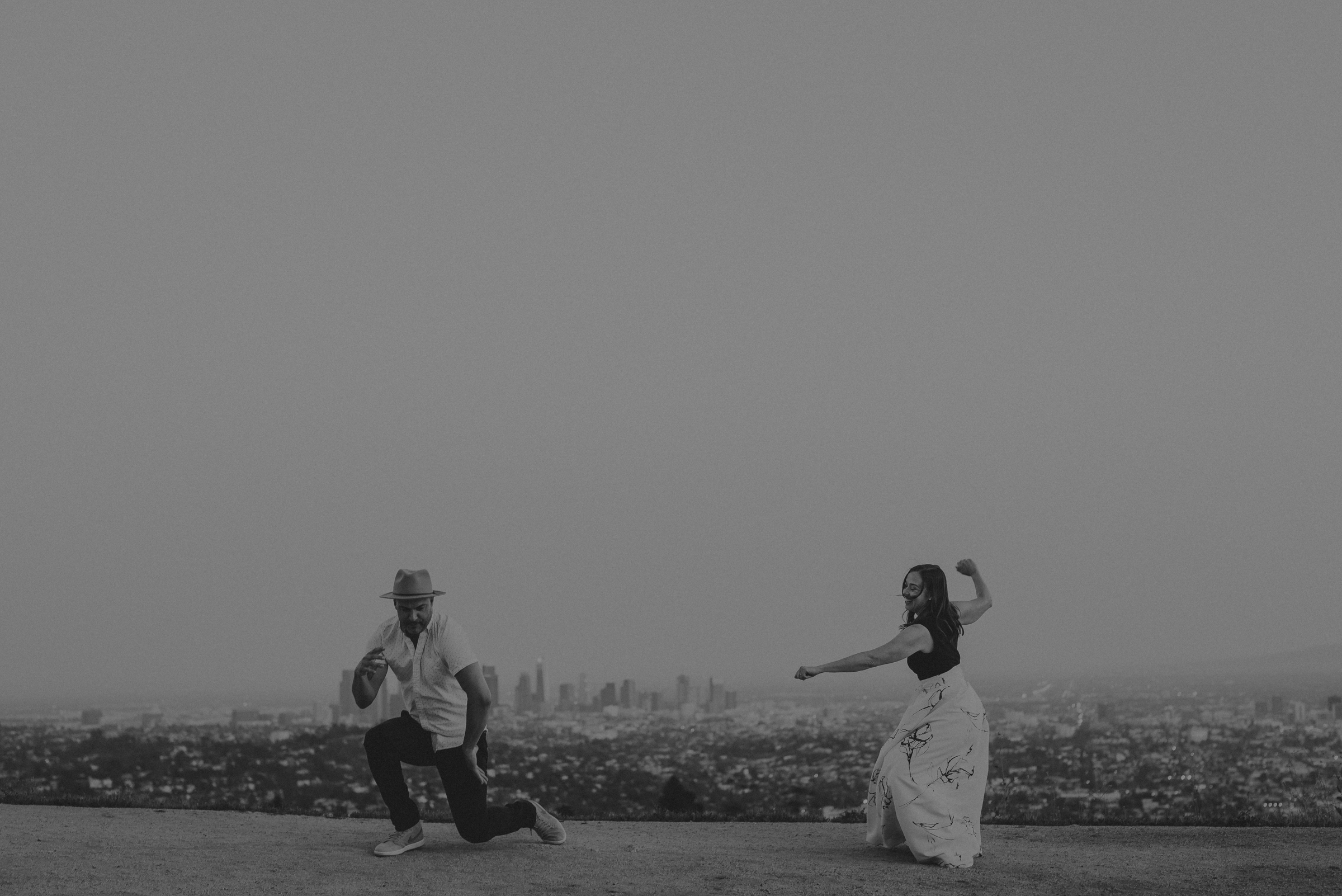 Los Angeles Wedding Photographers - Griffith Park Engagement - IsaiahAndTaylor.com-065.jpg