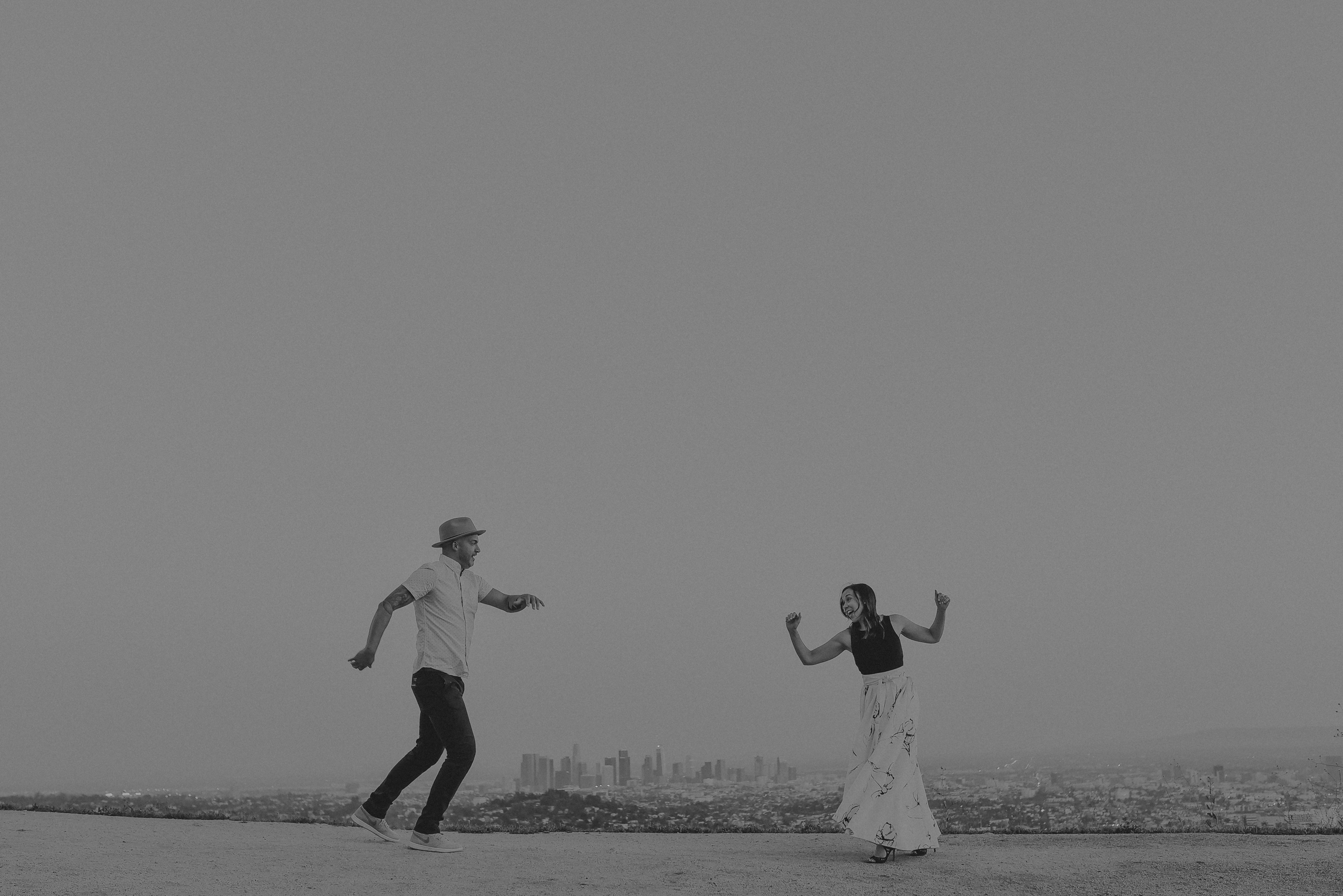 Los Angeles Wedding Photographers - Griffith Park Engagement - IsaiahAndTaylor.com-066.jpg