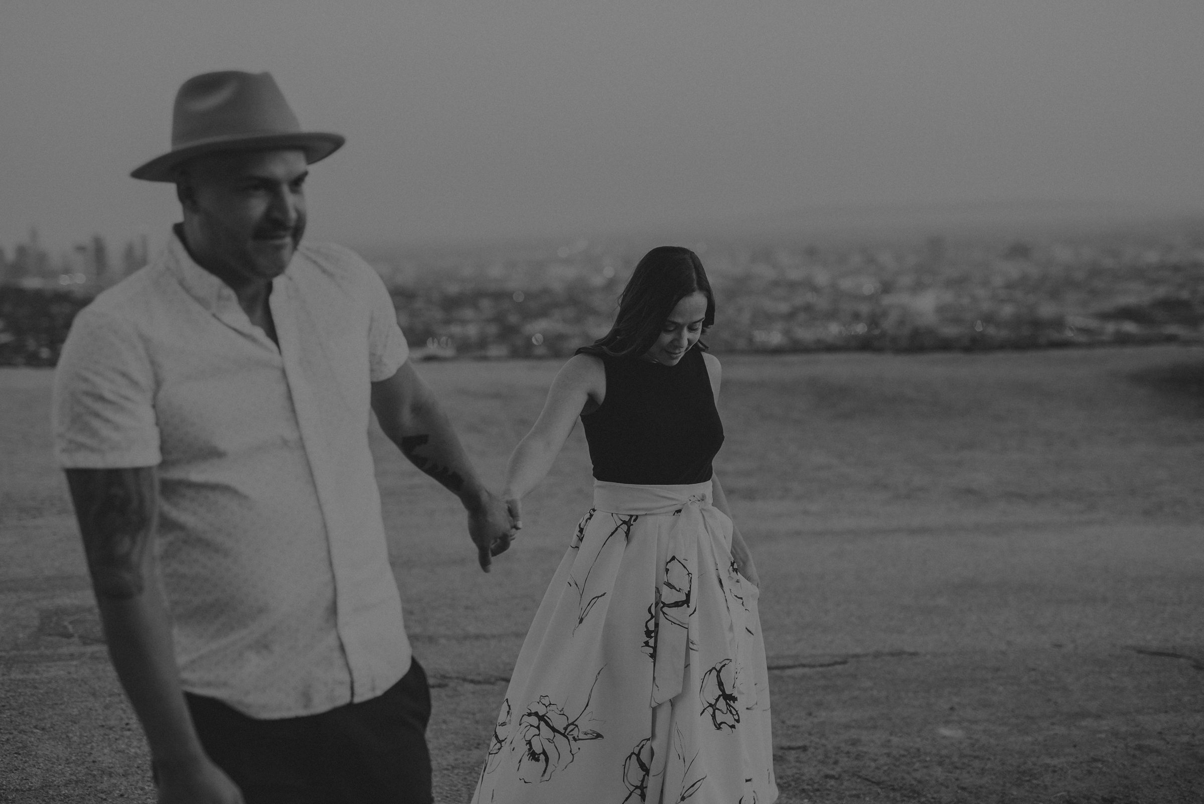 Los Angeles Wedding Photographers - Griffith Park Engagement - IsaiahAndTaylor.com-069.jpg