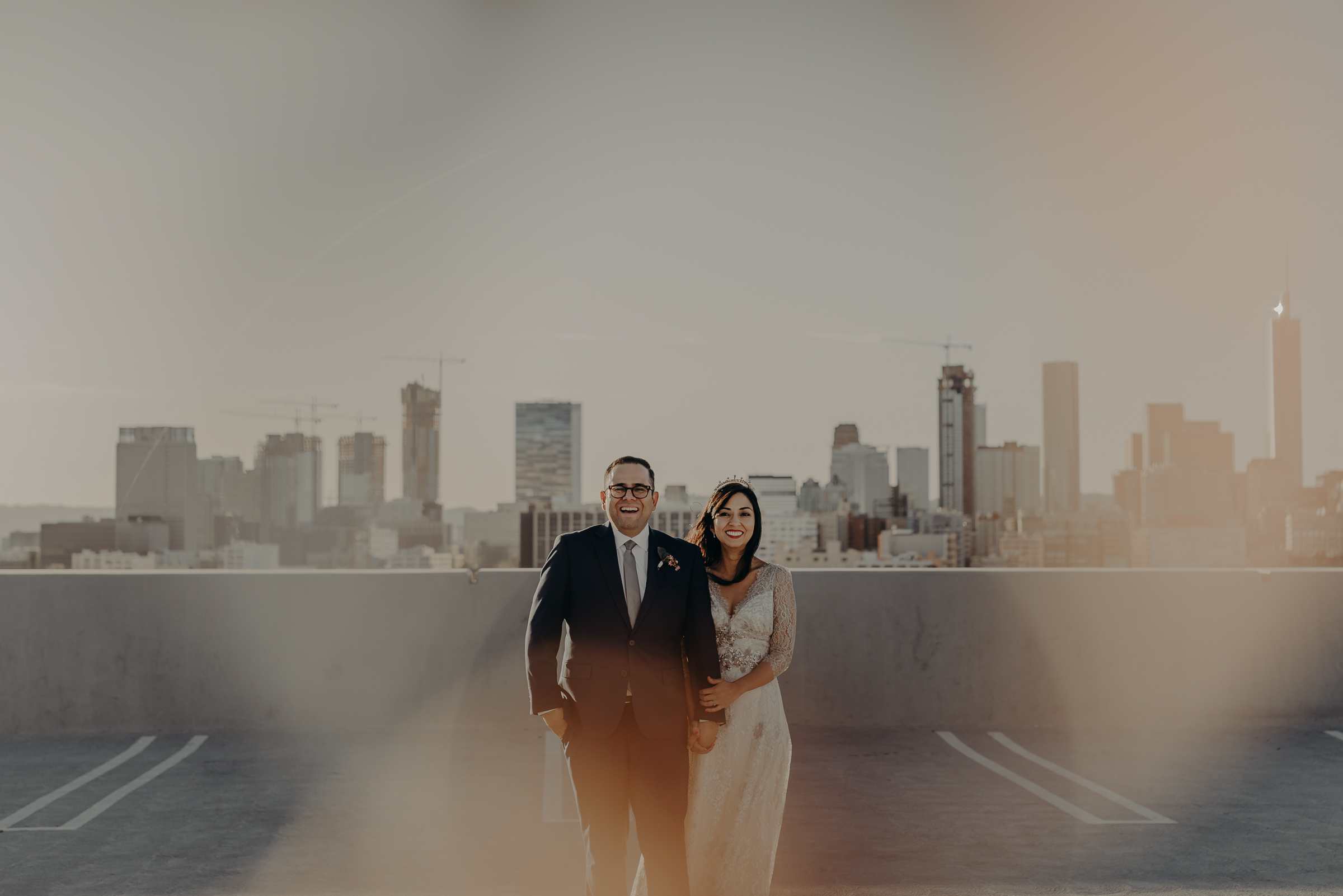 wedding photographer in Los Angeles