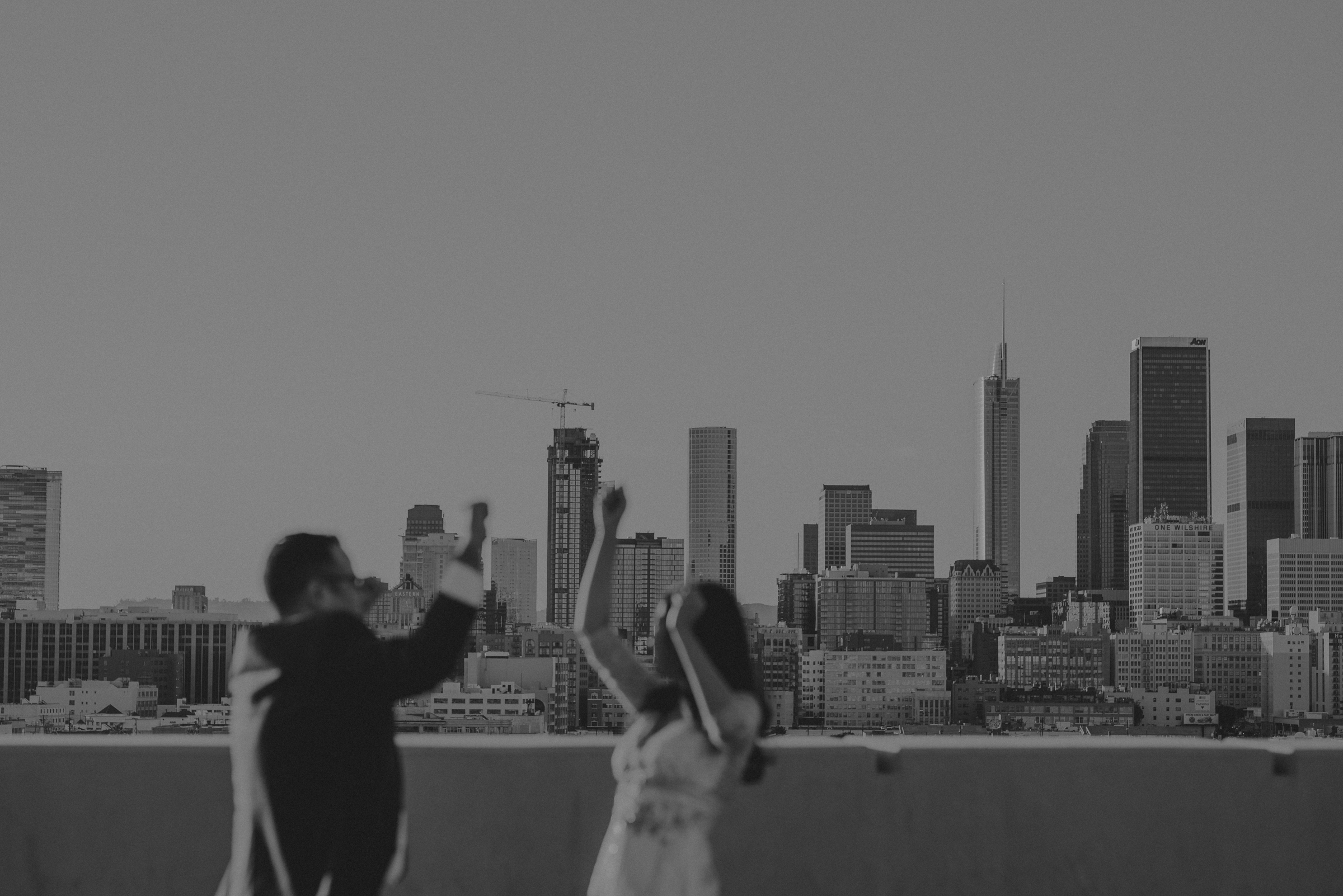 IsaiahAndTaylor.com - Downtown Los Angeles Wedding Photographer - Millwick Wedding - Smog Shoppe-077.jpg