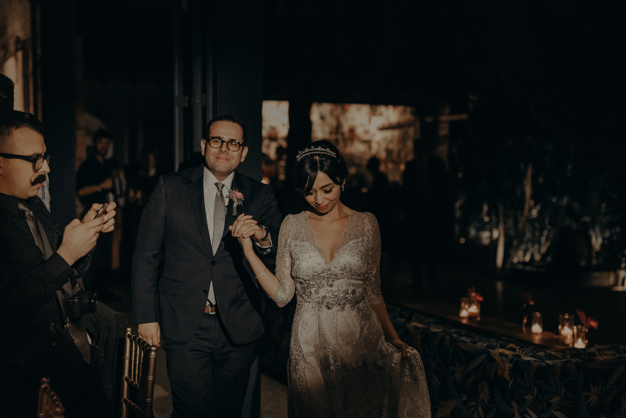 IsaiahAndTaylor.com - Downtown Los Angeles Wedding Photographer - Millwick Wedding - Smog Shoppe-103.jpg